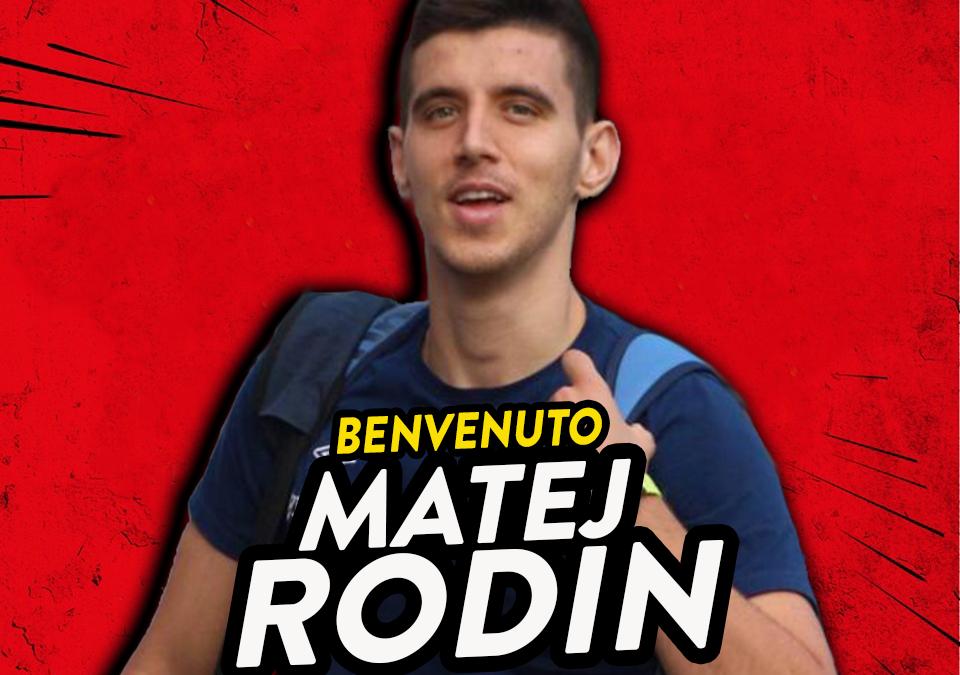 Benvenuto Matej!