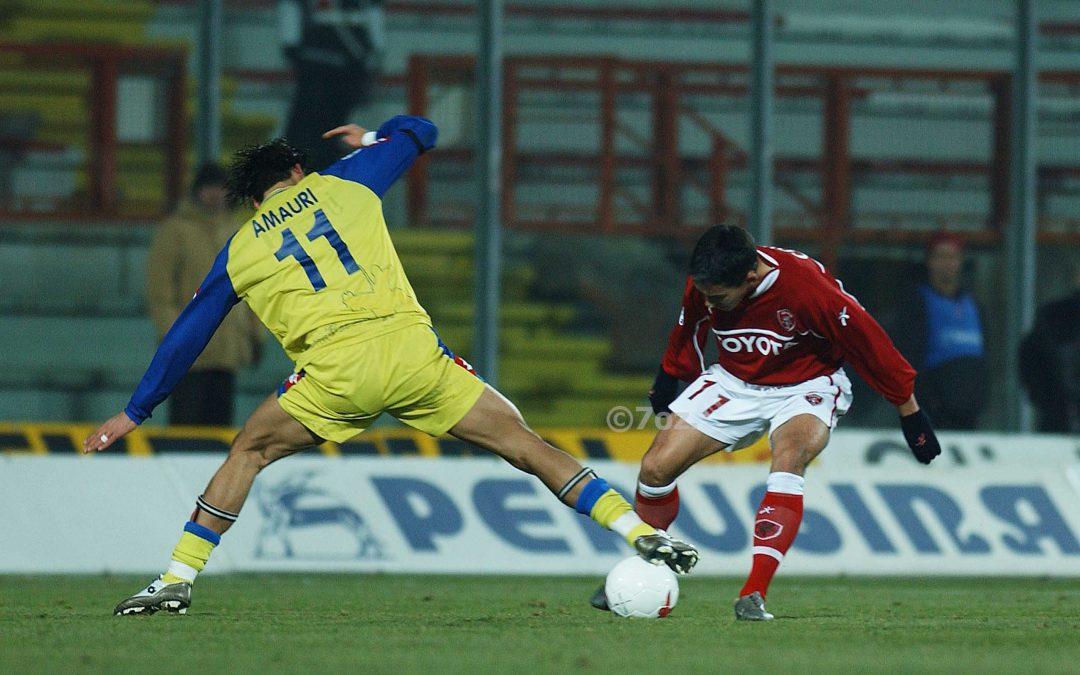 Perugia-Chievo, i precedenti