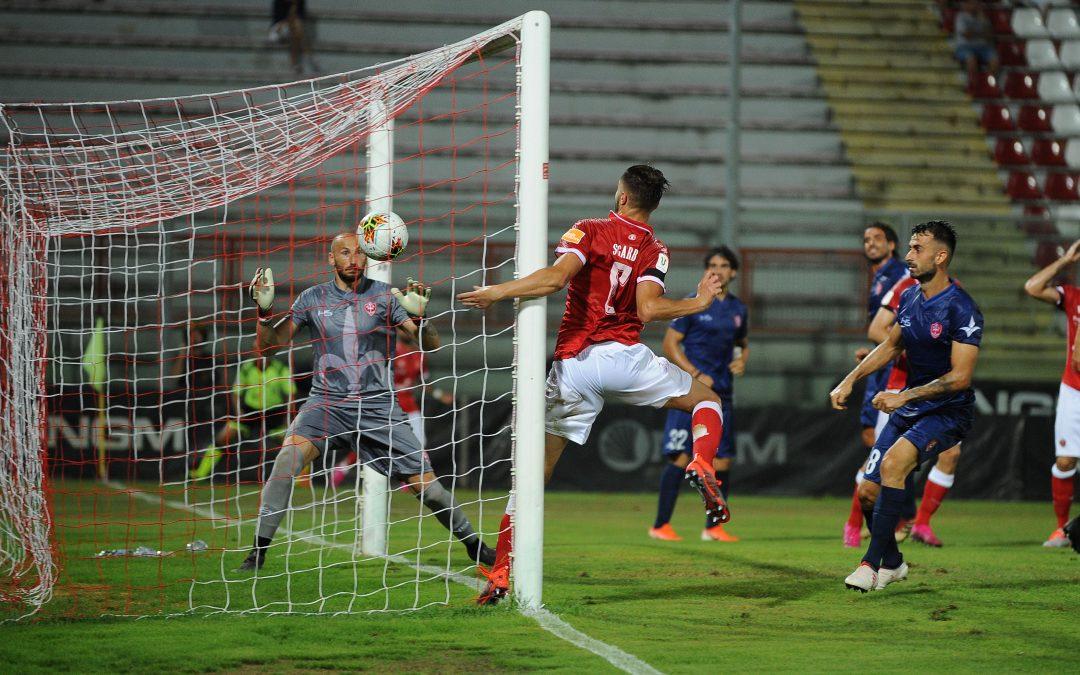 Perugia-Triestina termina 1-0