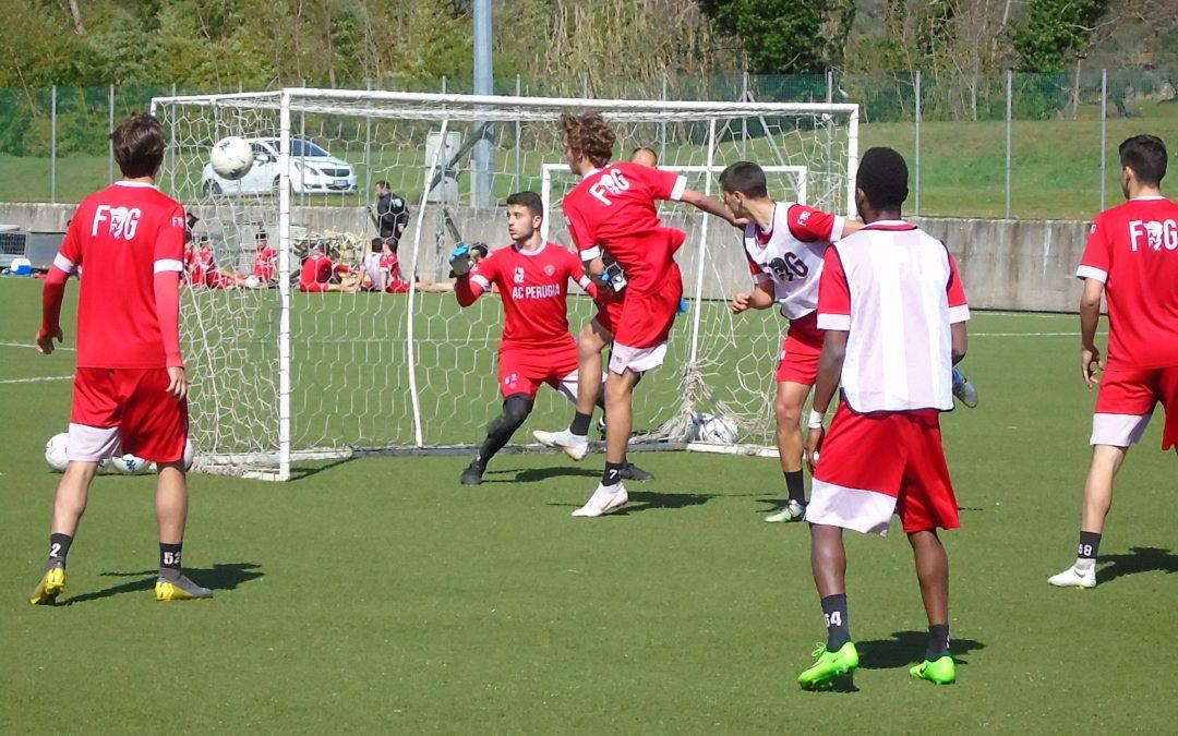 Campionato Primavera 2: Perugia nel girone B
