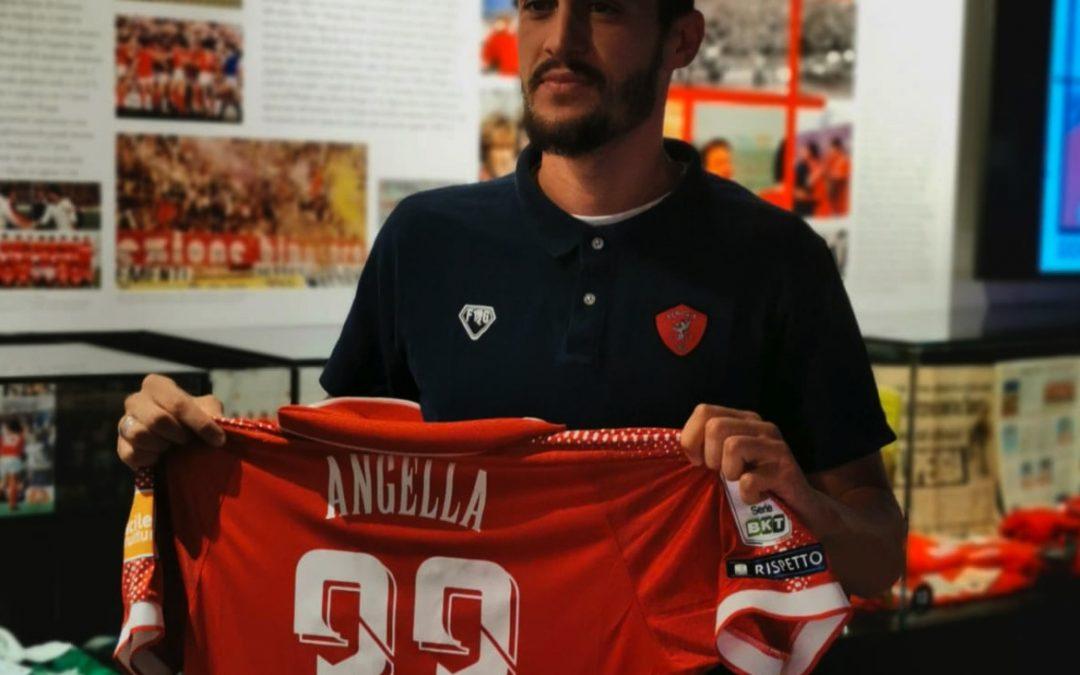"""Angella: """"Penso di poter dare molto al calcio e in particolare al Perugia"""""""