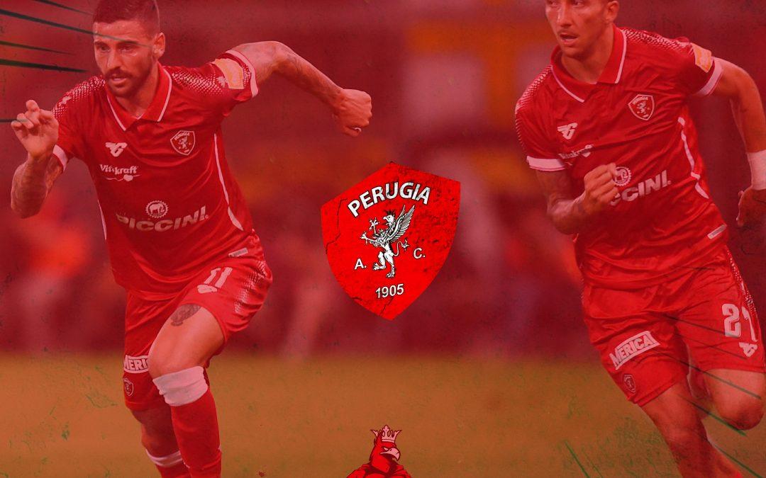 Gli sponsor di maglia AC Perugia stagione 19/20