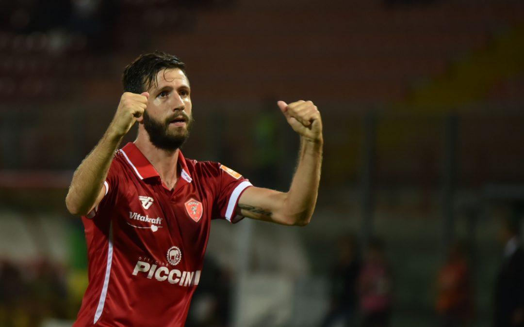 Perugia-Chievo termina 2-1
