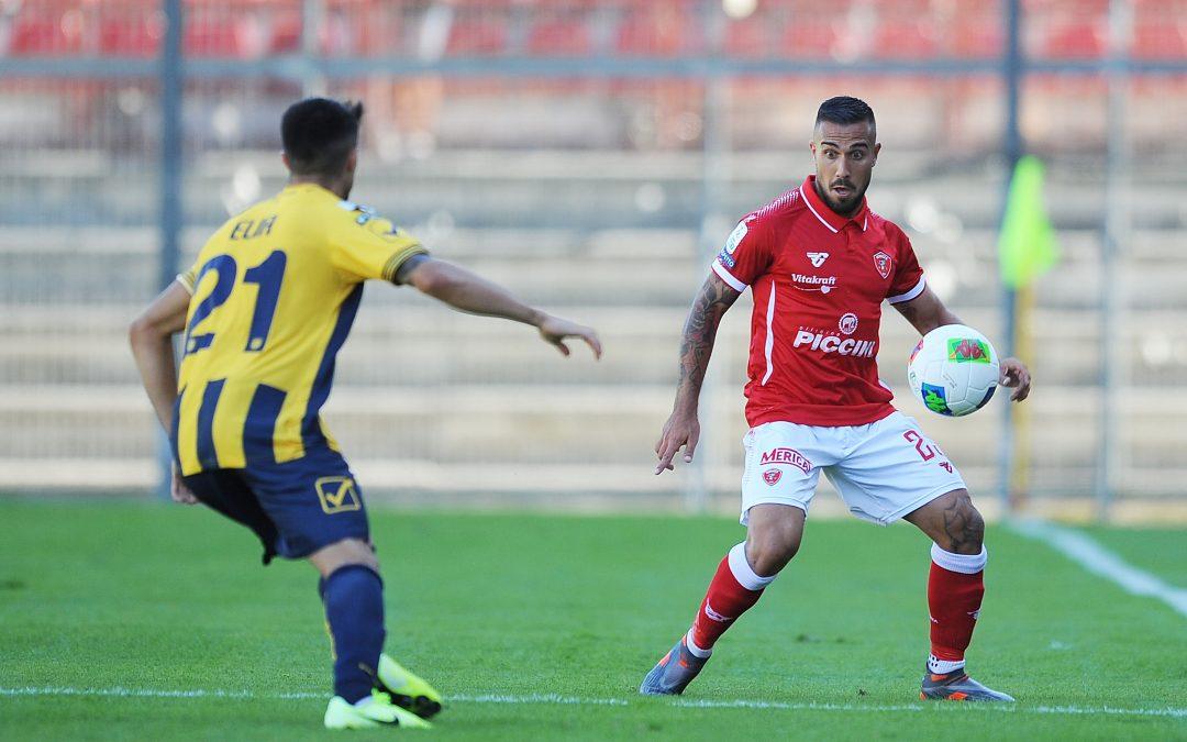 Perugia-Juve Stabia termina 0-0