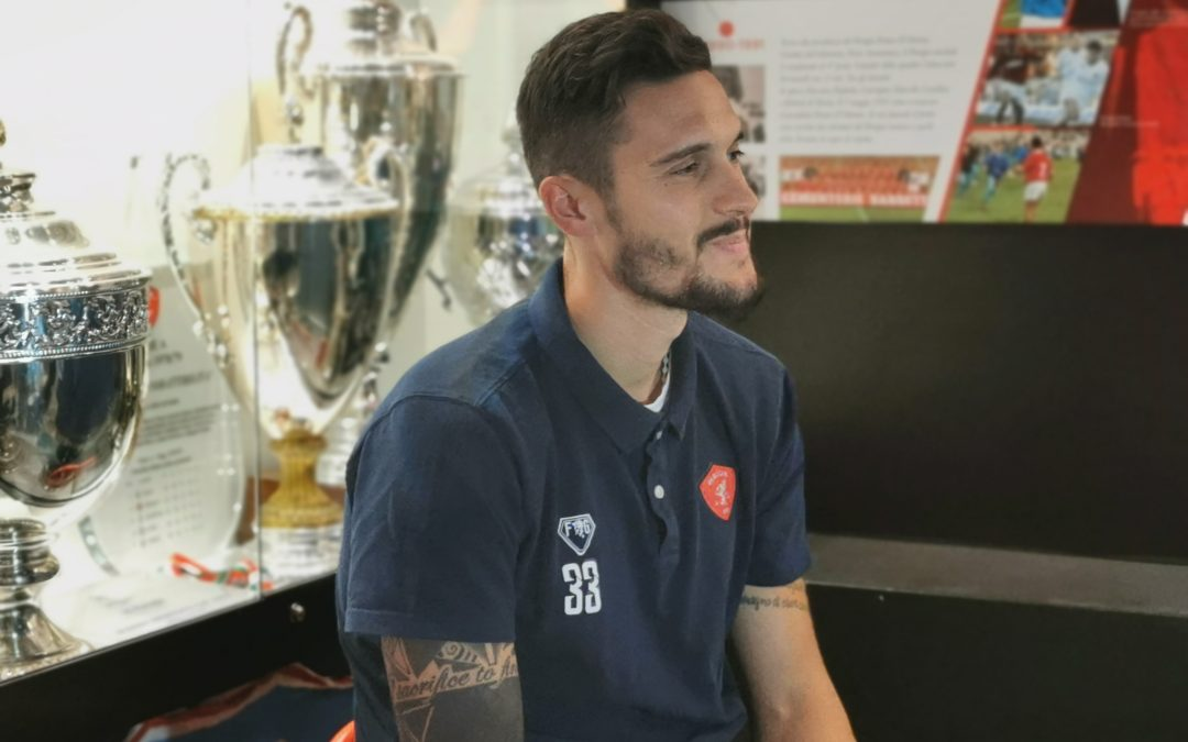 Gabriele Angella intervistato per Grifo Stadium