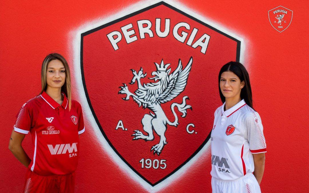 VIM SPA nuovo Main Spons A.C. Perugia Calcio Femminile