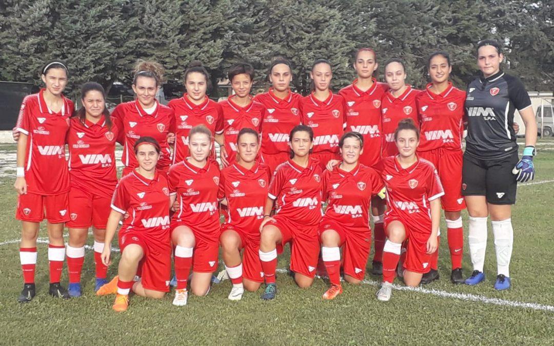 Primavera femminile: Perugia-S. Marino Academy 3-0