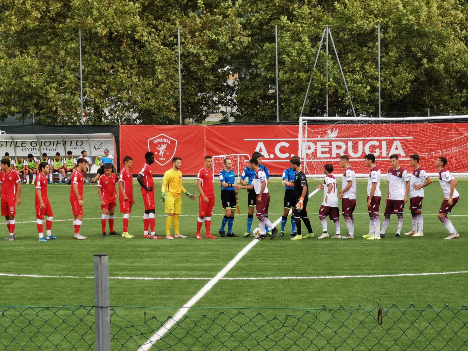 Coppa Italia Primavera: Perugia-Salernitana 4-5 dcr   A.C ...