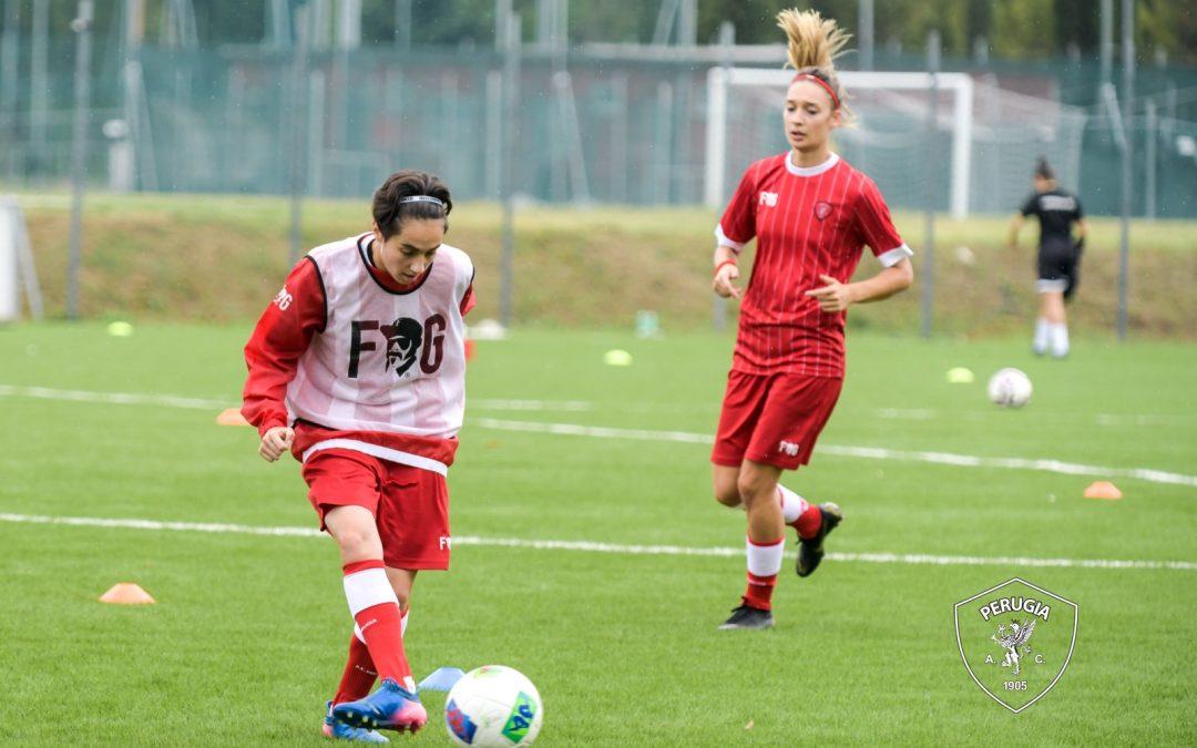 Femminile: Perugia-San Marino Academy 0-5