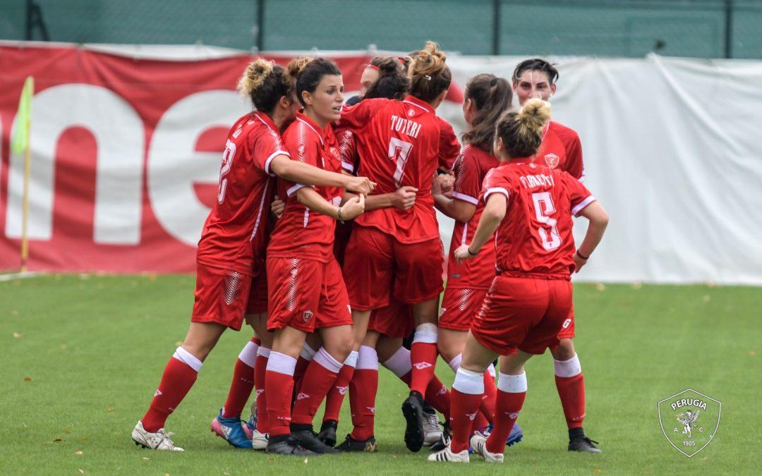 Femminile: Perugia-Cesena 1-1