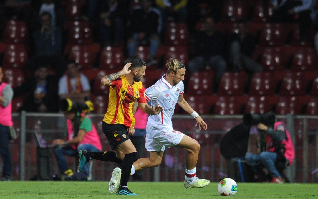 Benevento-Perugia termina 1-0