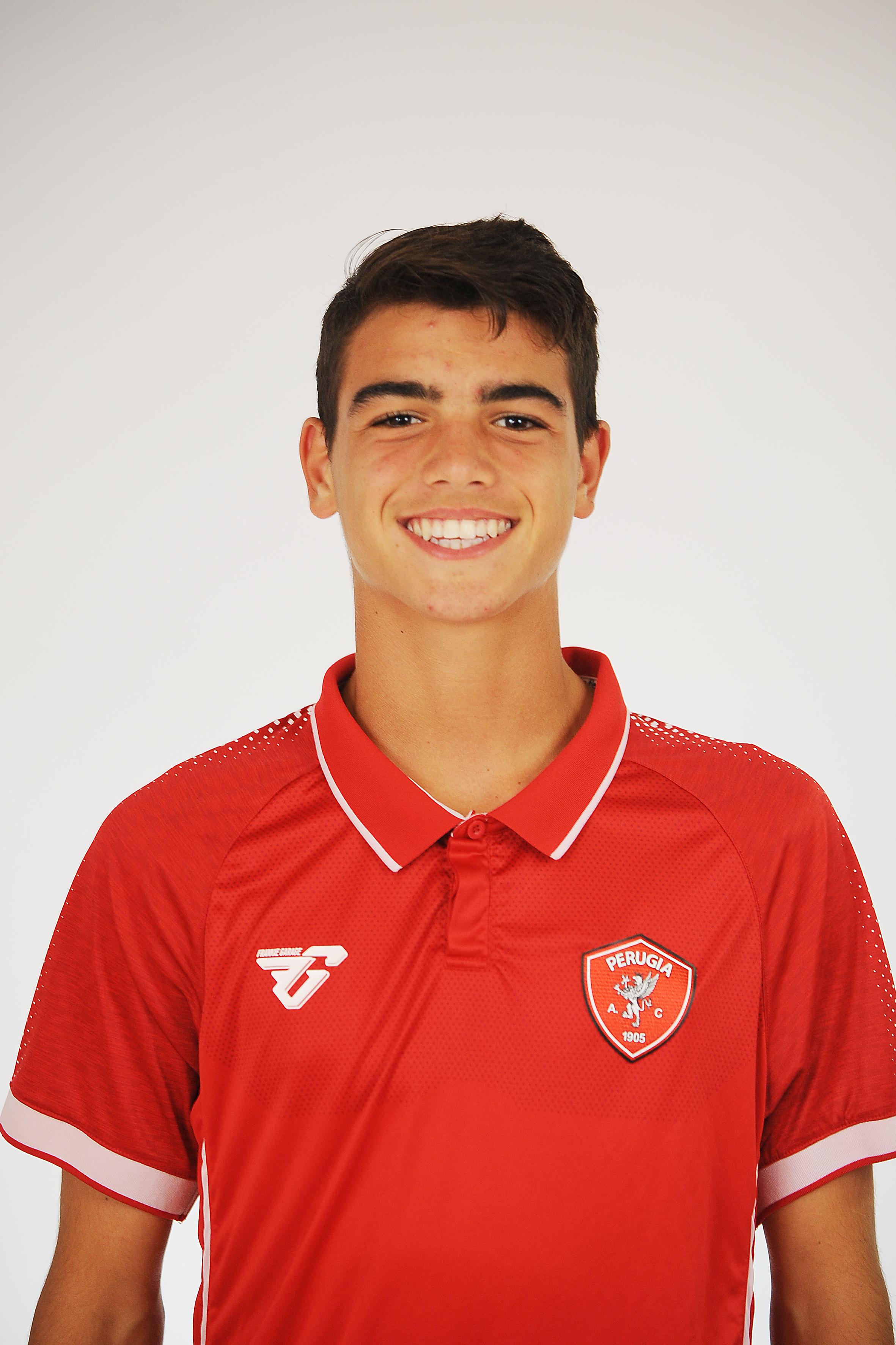 Cristian GrassiDifensore- A.C. Perugia Calcio