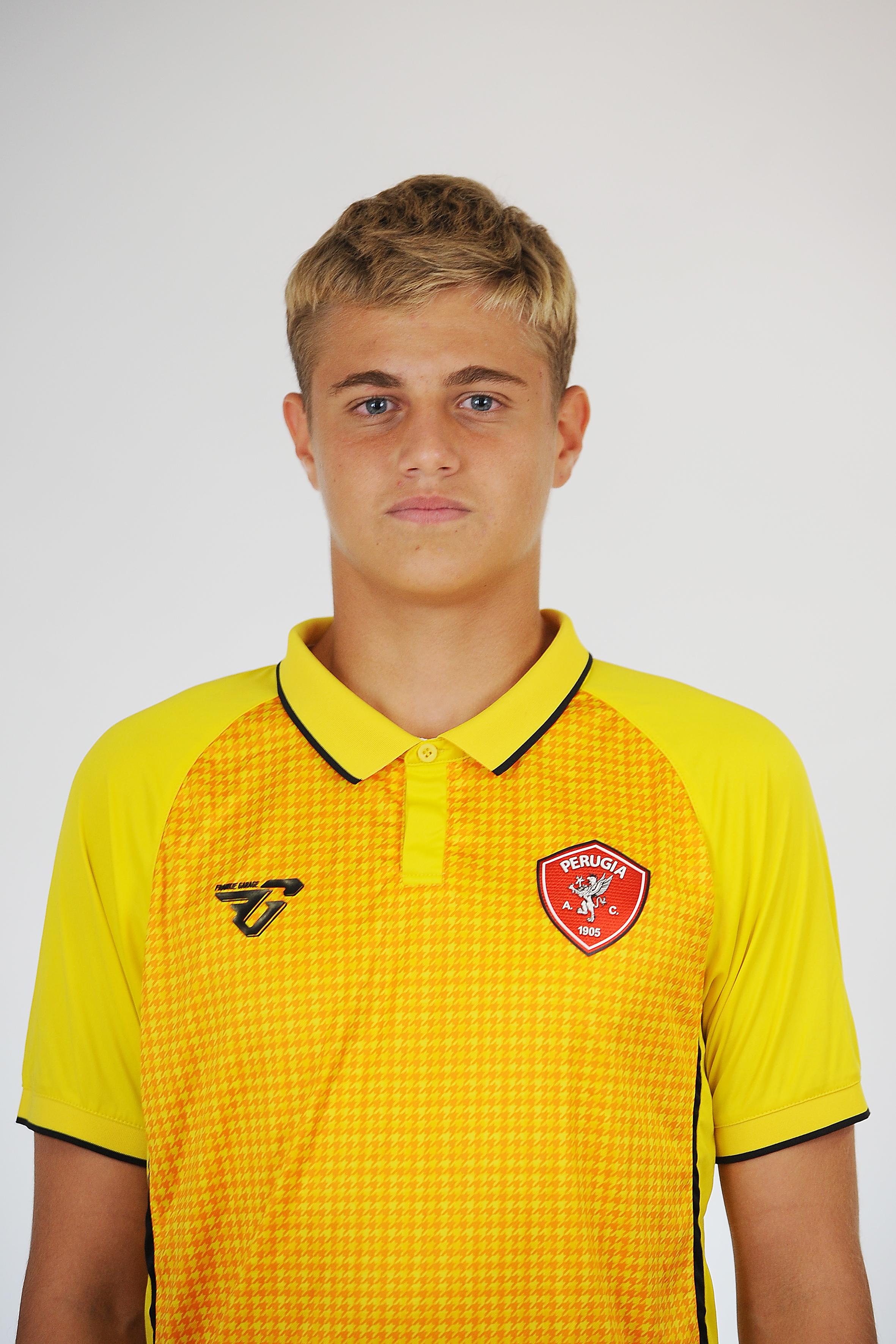 Luca MoroPortiere- A.C. Perugia Calcio