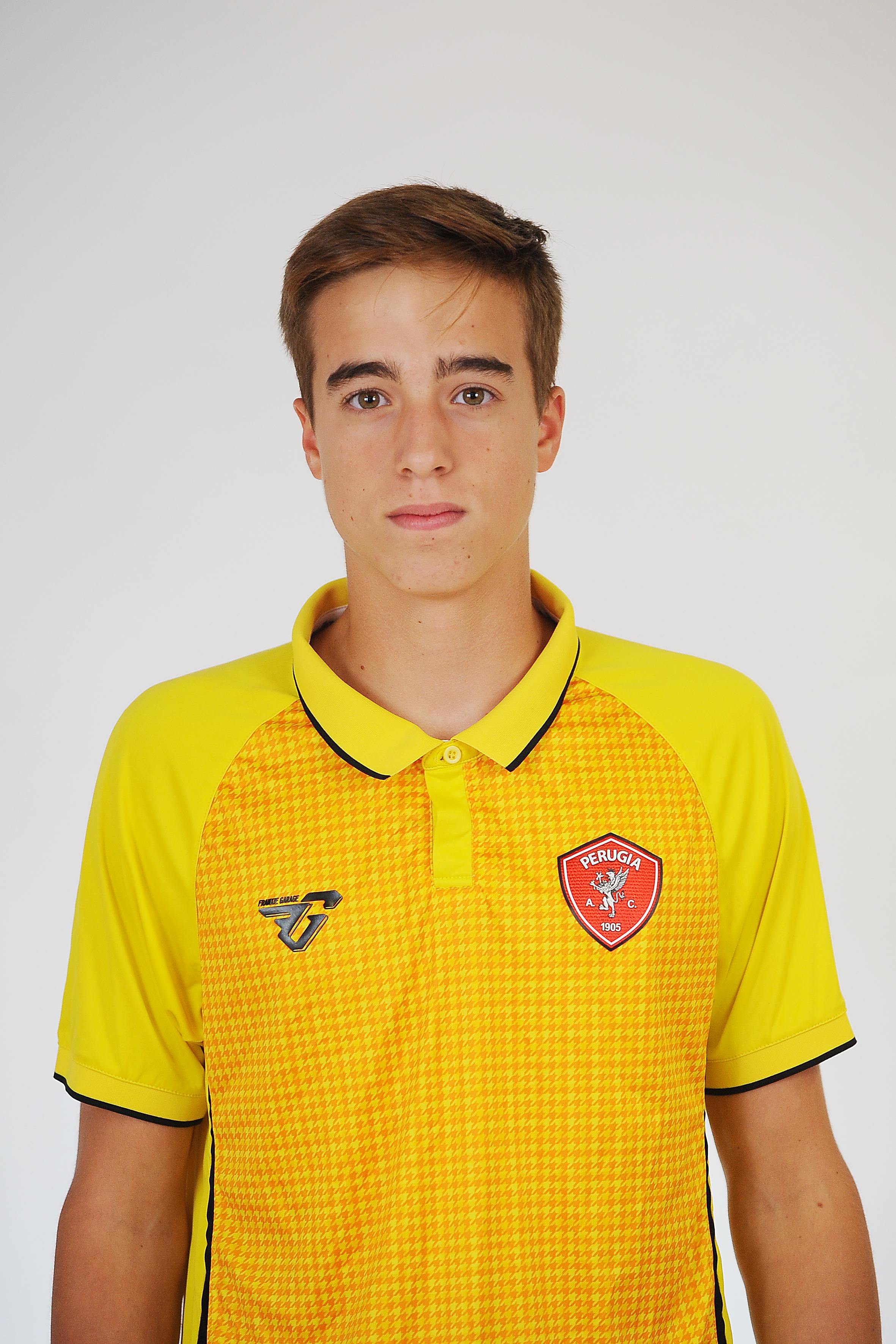 Damiano SergiacomiPortiere- A.C. Perugia Calcio