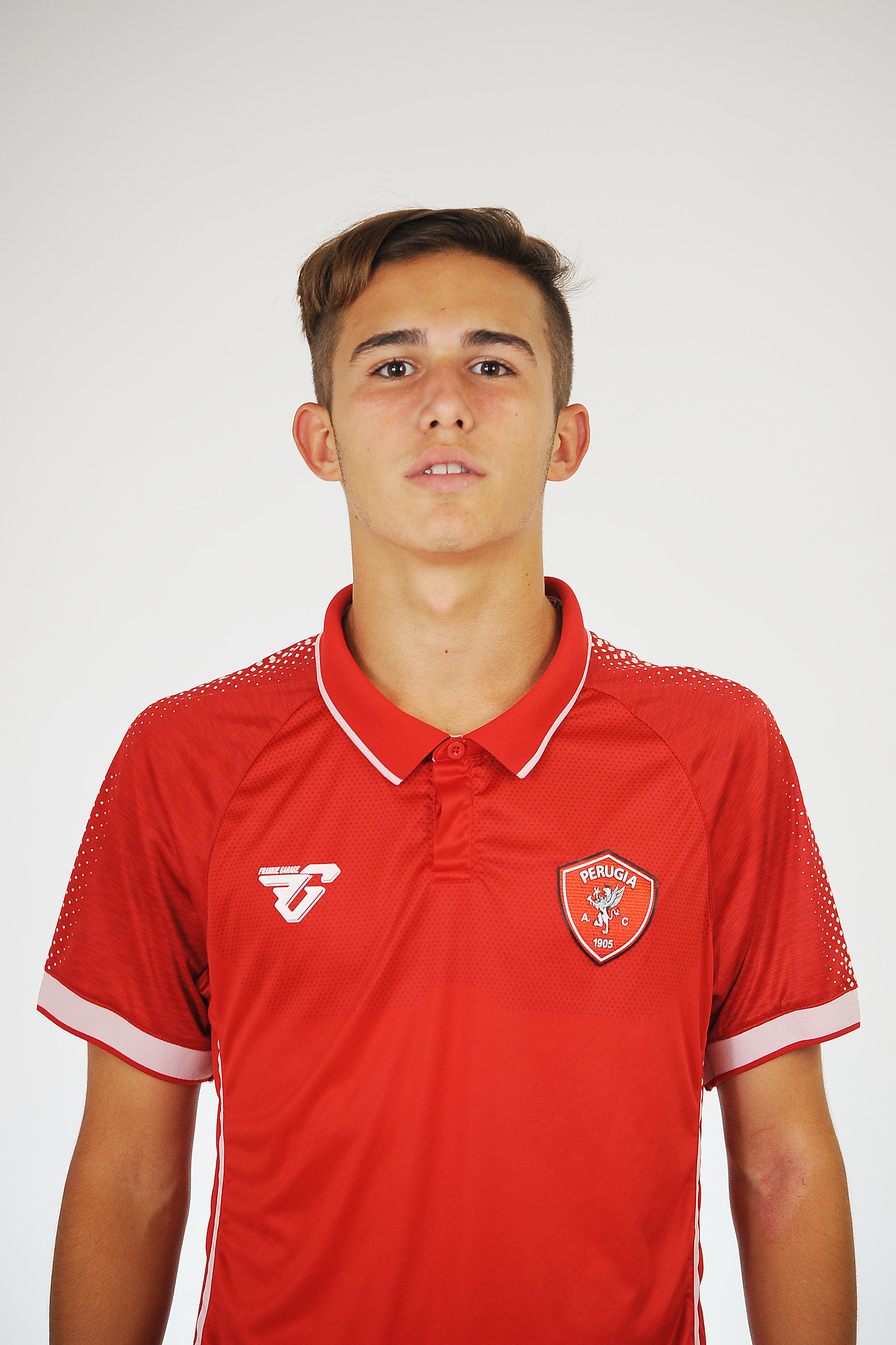 Mattia DottoriDifensore- A.C. Perugia Calcio