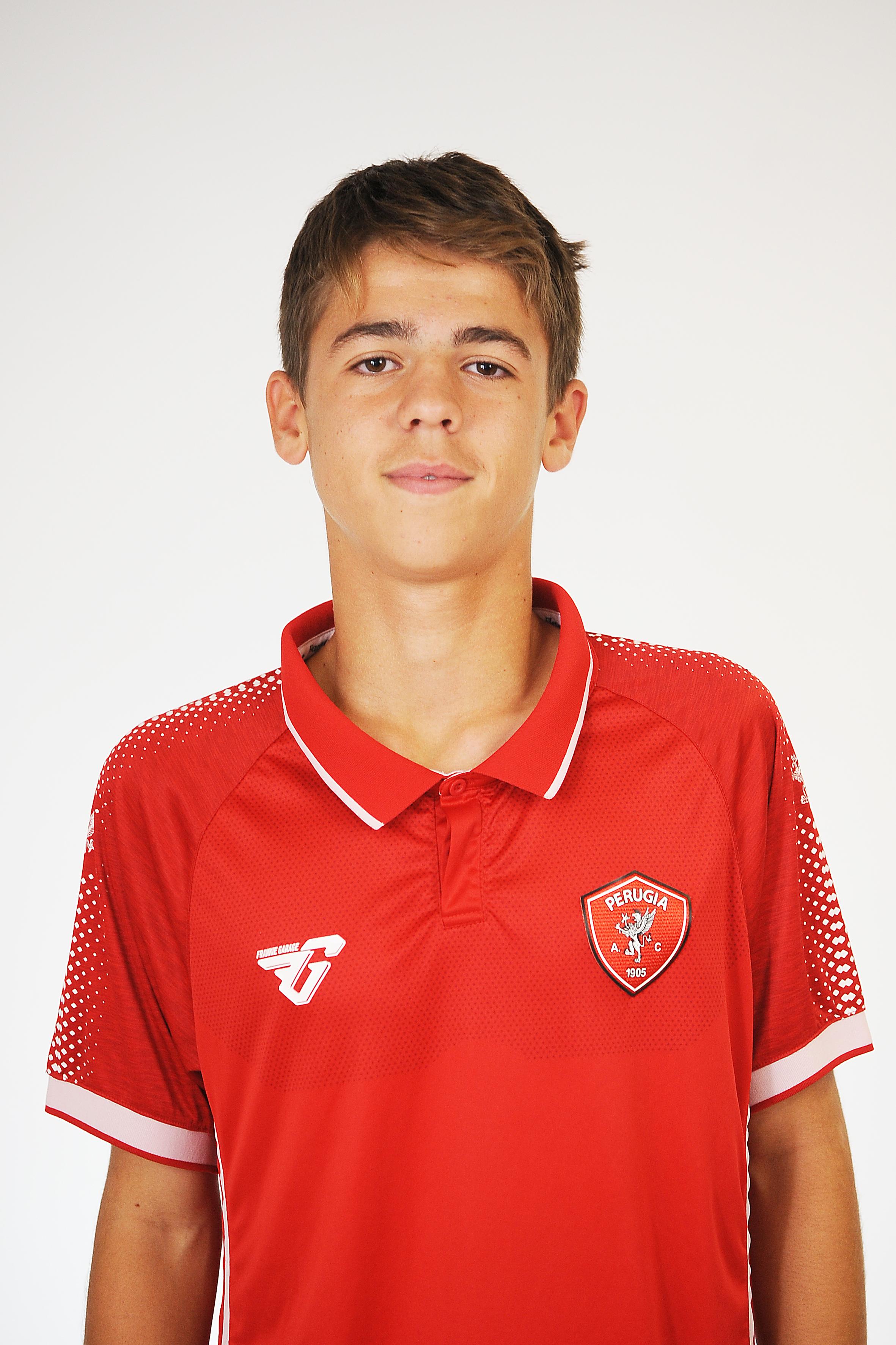 Francesco PaladinoCentrocampista- A.C. Perugia Calcio