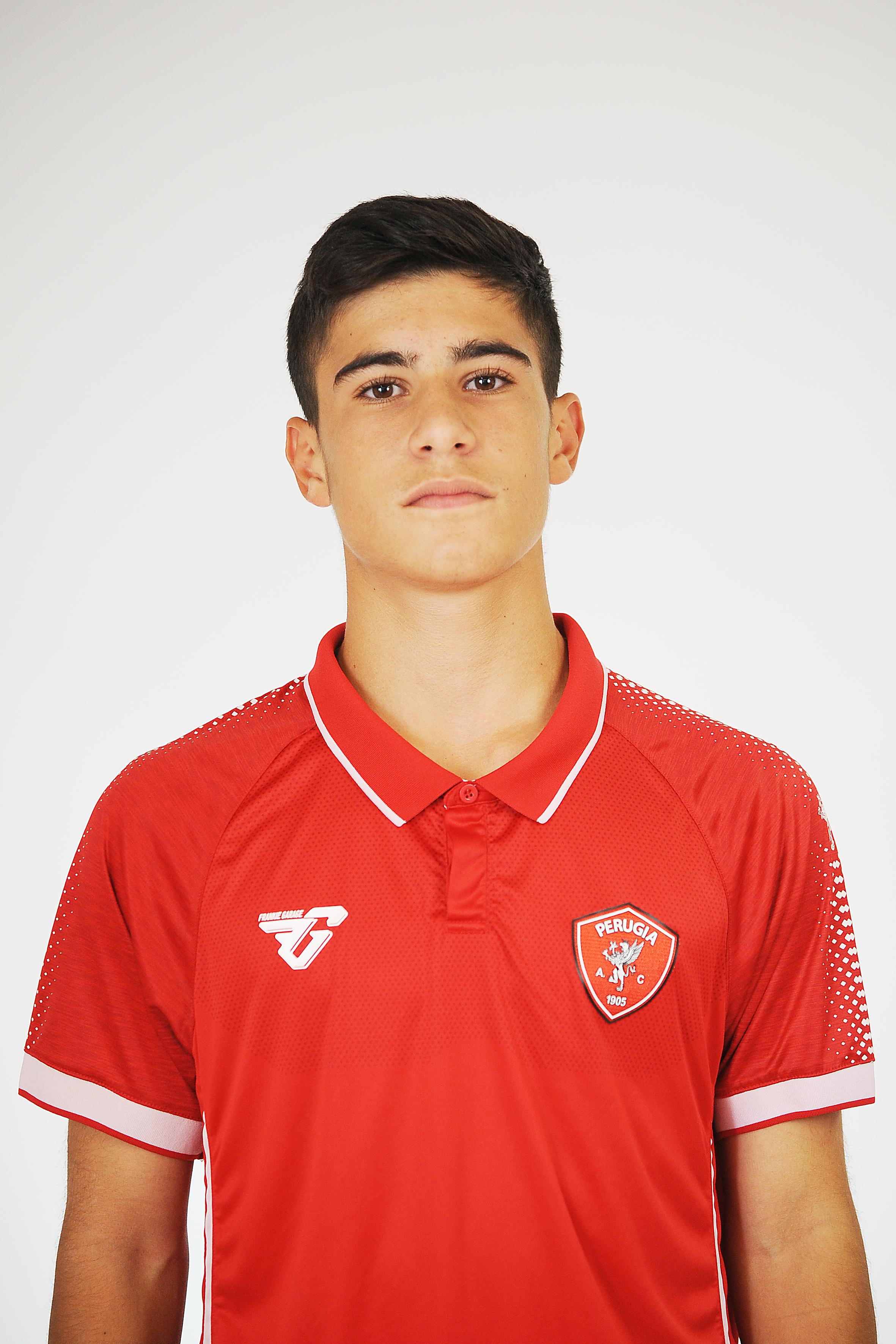 Luca LorenziniAttaccante- A.C. Perugia Calcio
