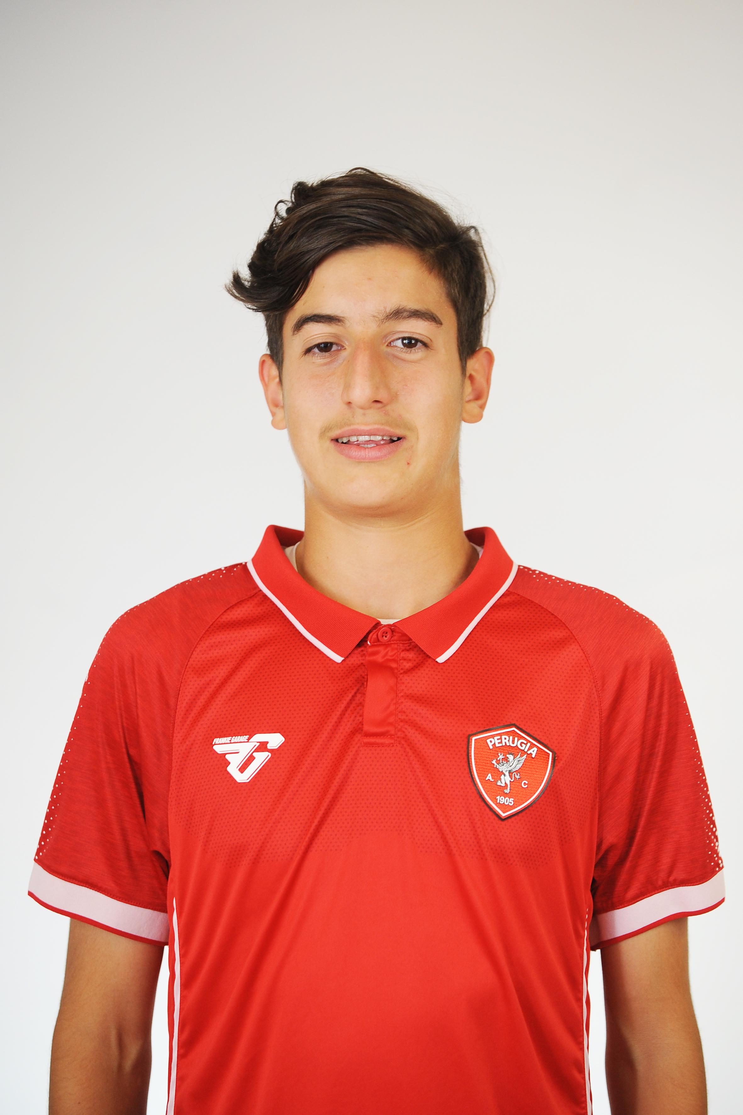 Samuele AngoriCentrocampista- A.C. Perugia Calcio