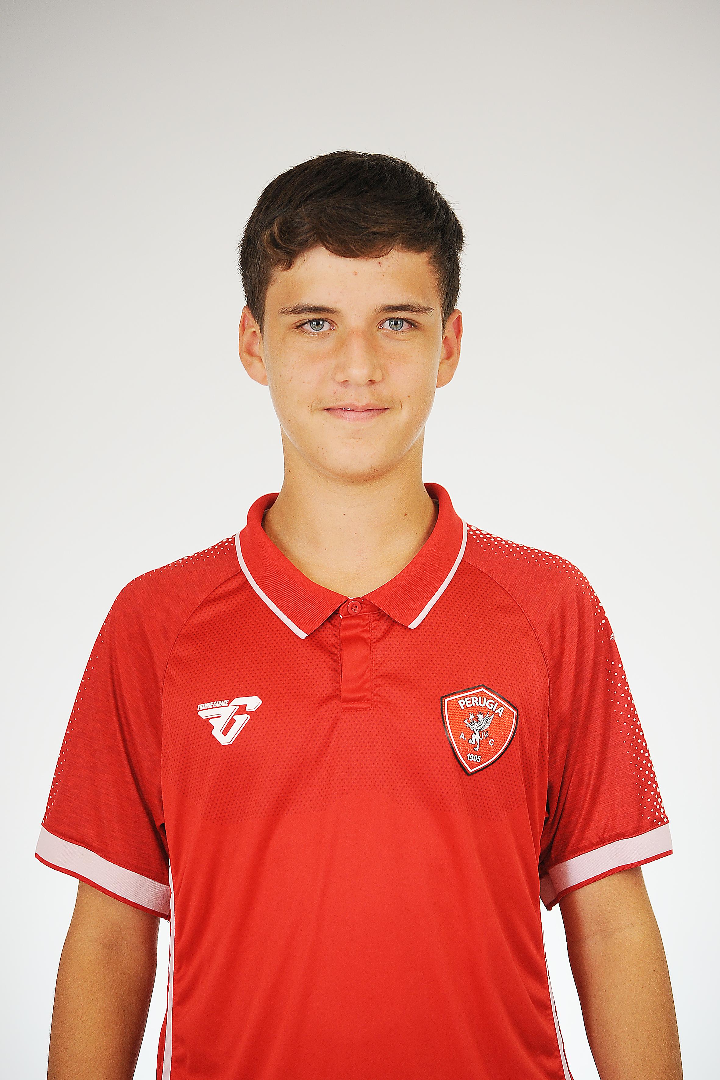 Alessandro SocievoleCentrocampista- A.C. Perugia Calcio