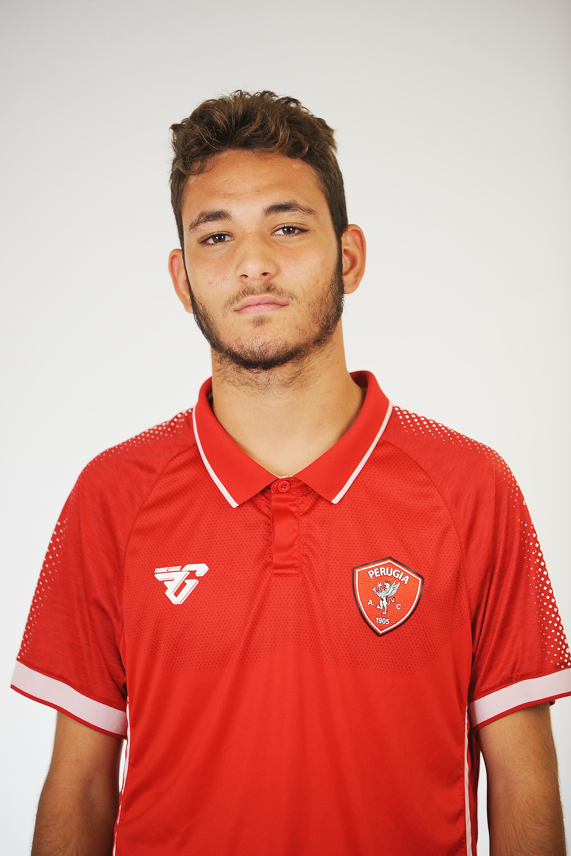 Gerardo SpinelliCentrocampista- A.C. Perugia Calcio