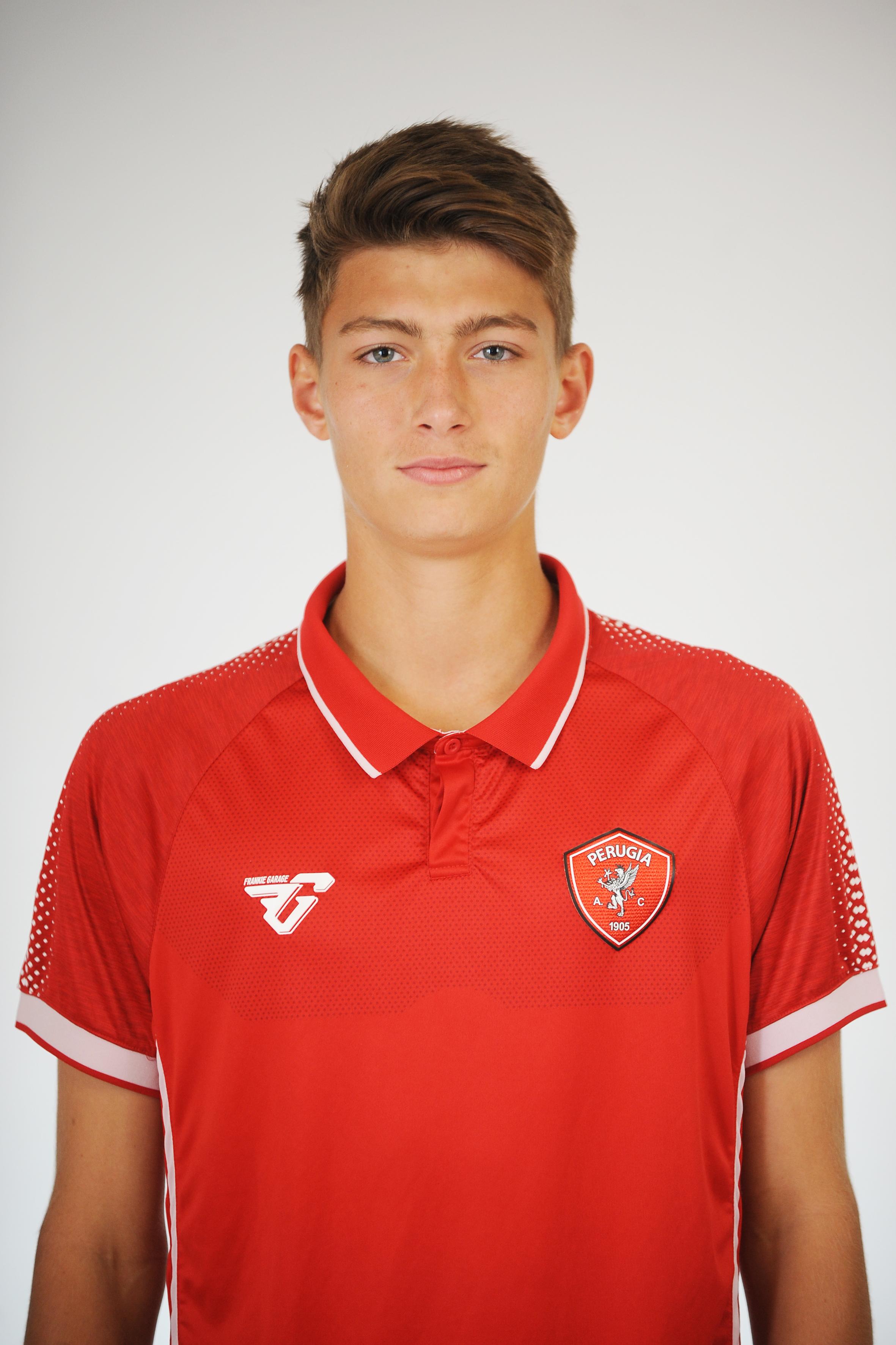 Arthem OnishenkoCentrocampista- A.C. Perugia Calcio