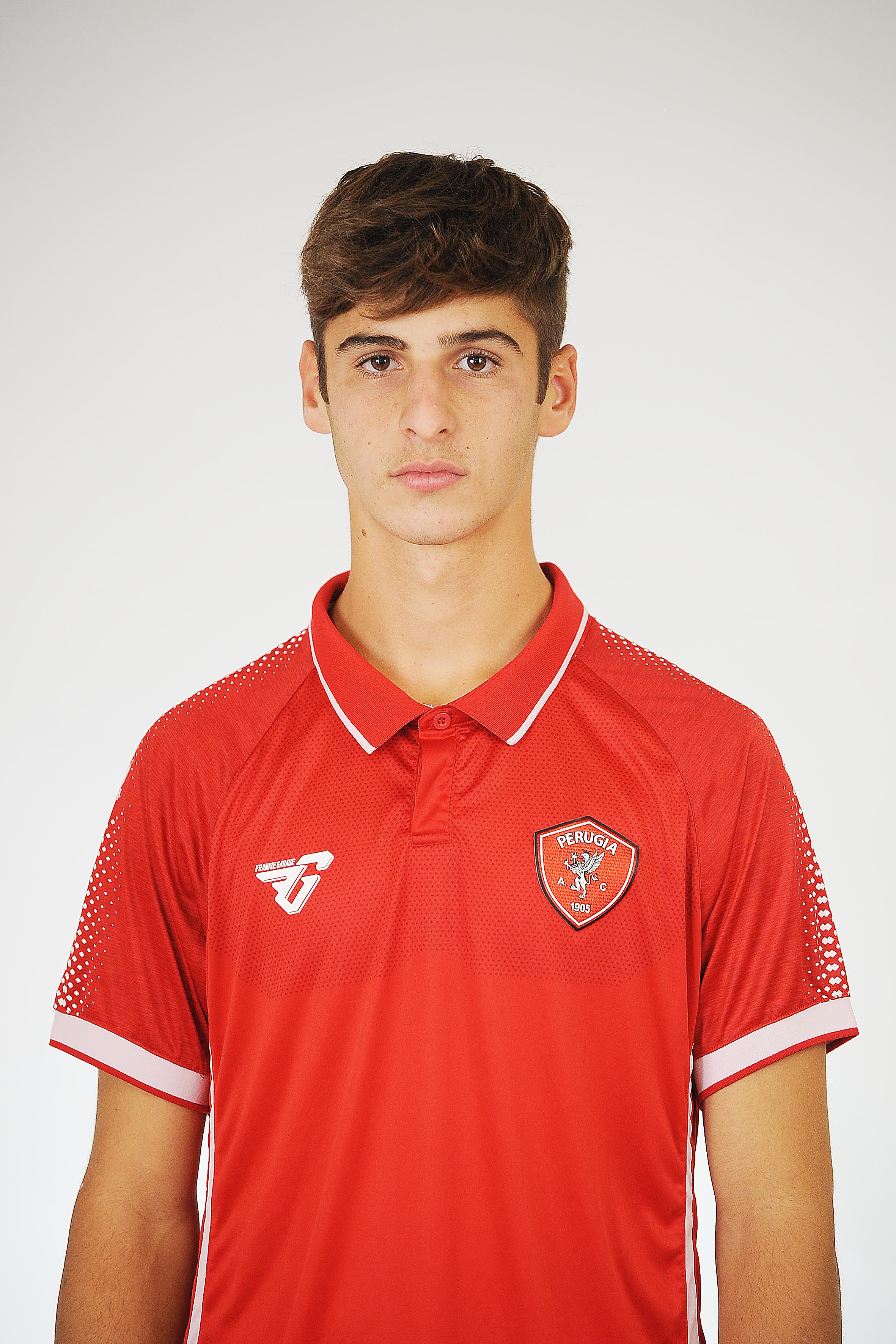 Miftar XhaniCentrocampista- A.C. Perugia Calcio