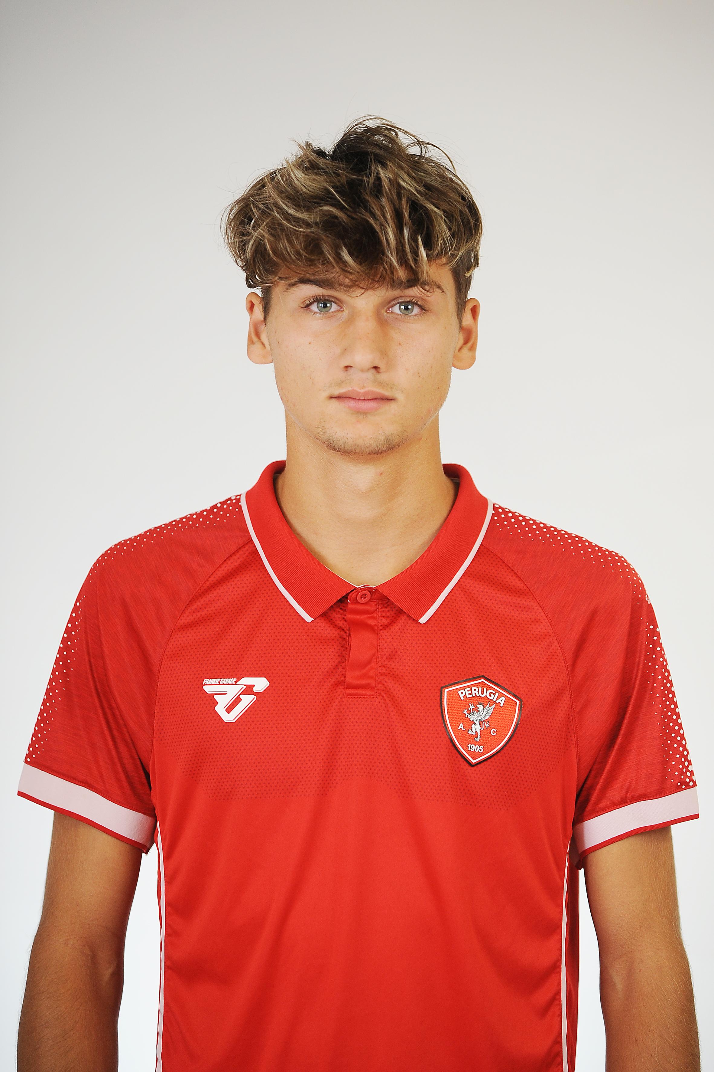 Lorenzo MattioliAttaccante- A.C. Perugia Calcio