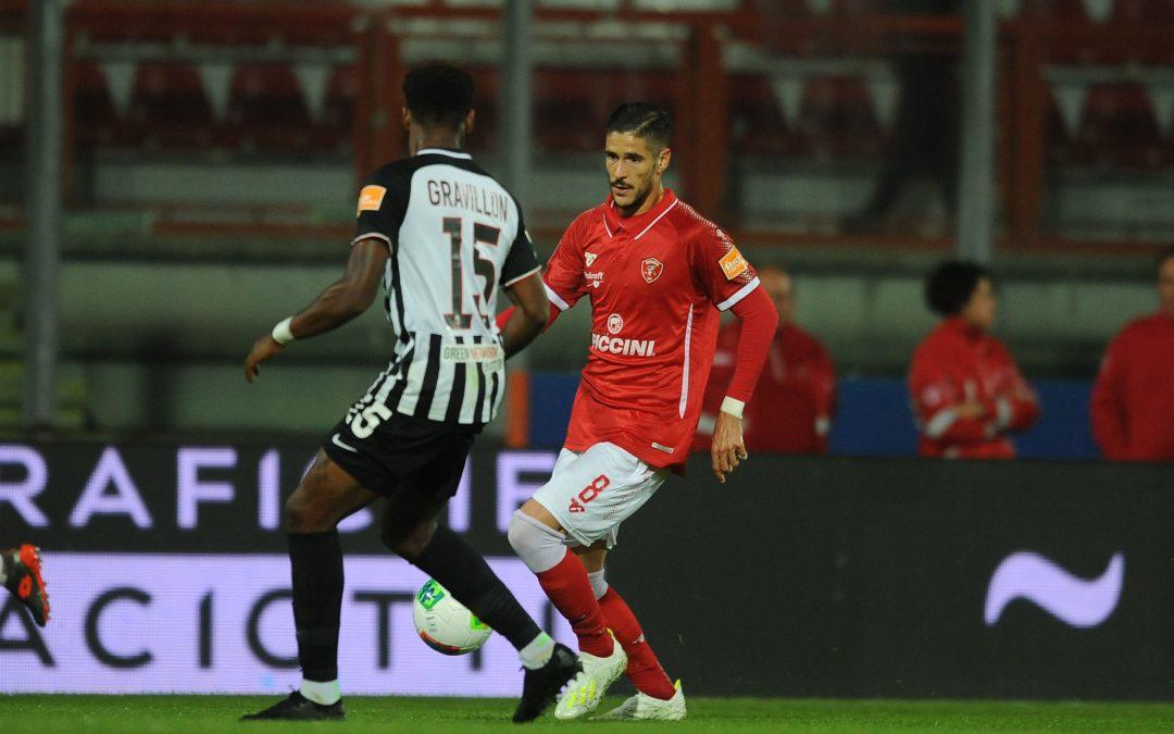 Perugia-Ascoli termina 1-1