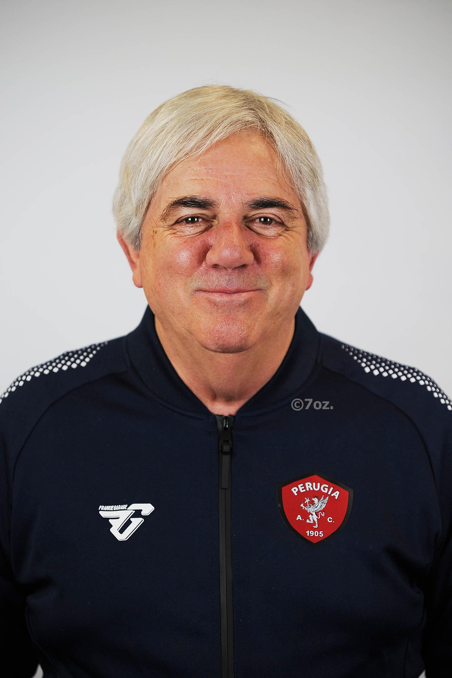Luciano ManciniAllenatore- A.C. Perugia Calcio