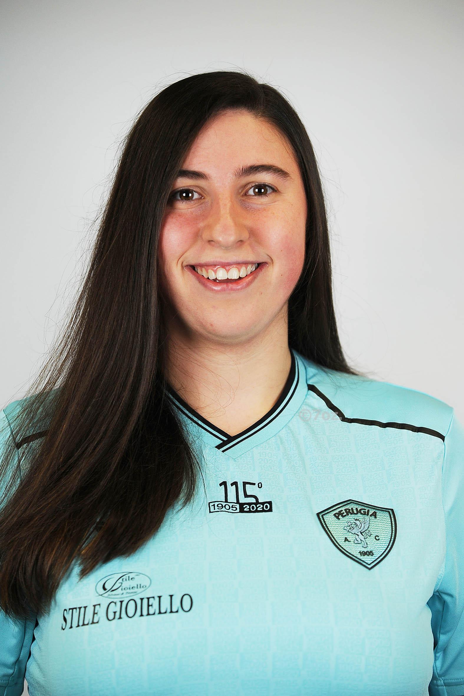 Maria Chiara CerasaPortiere- A.C. Perugia Calcio