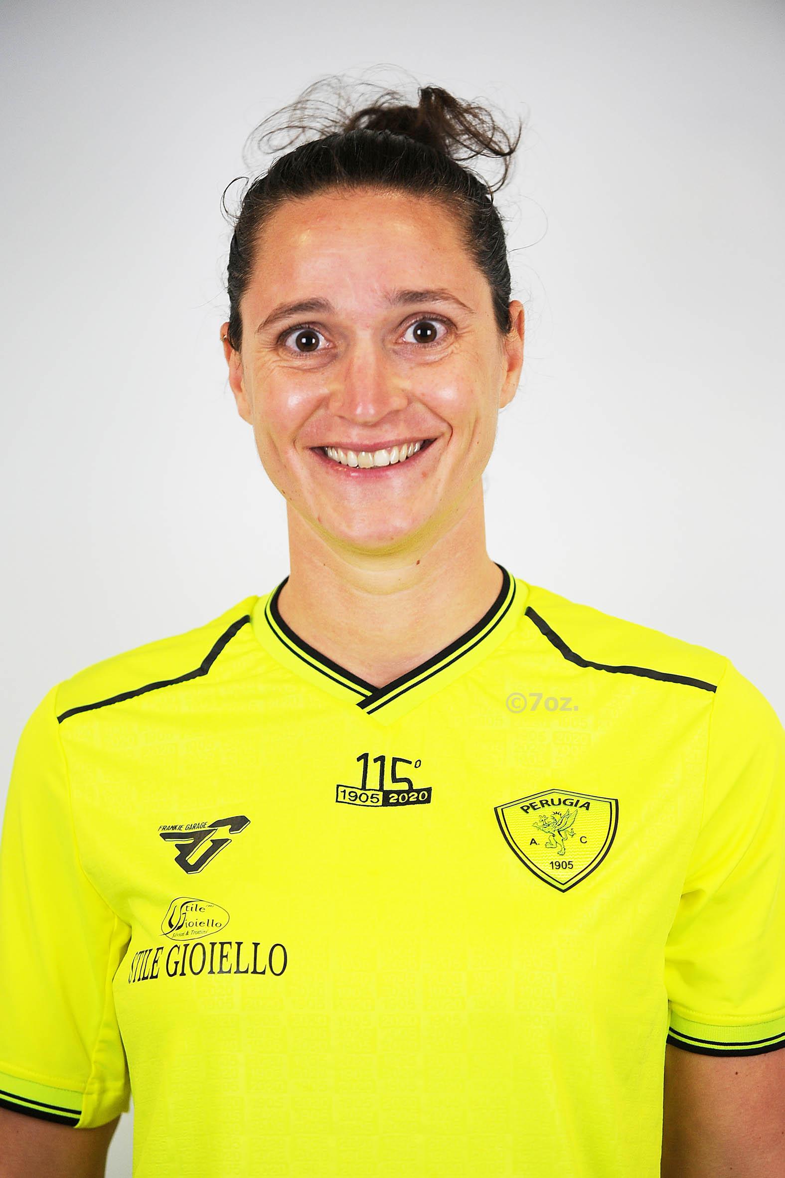 Oceane Marie BayolPortiere- A.C. Perugia Calcio