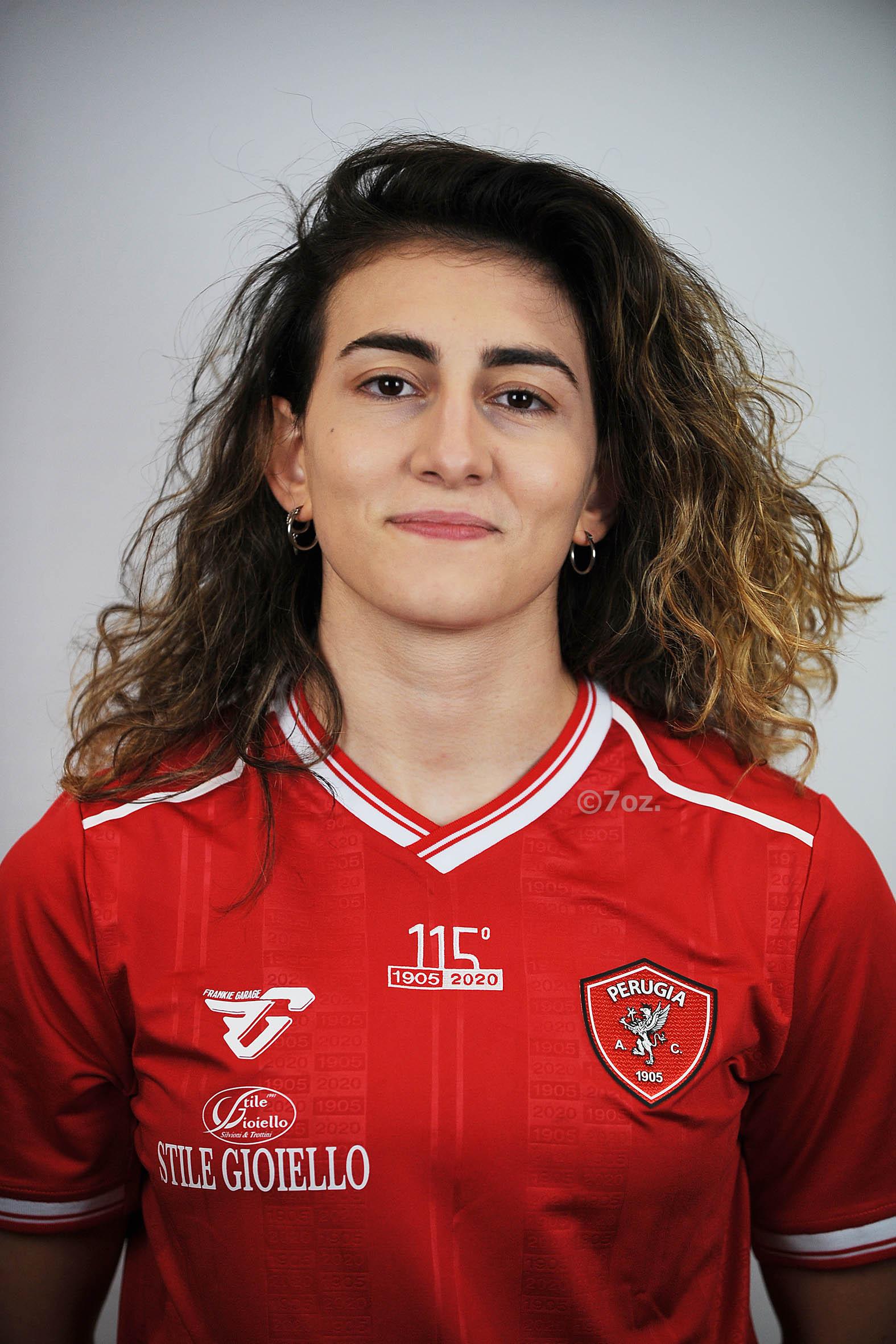 Giulia PiselliAttaccante- A.C. Perugia Calcio