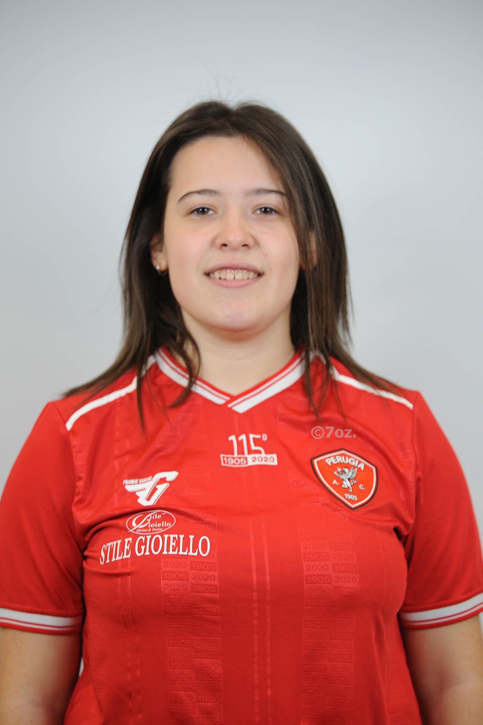 Noemi ViolaDifensore- A.C. Perugia Calcio