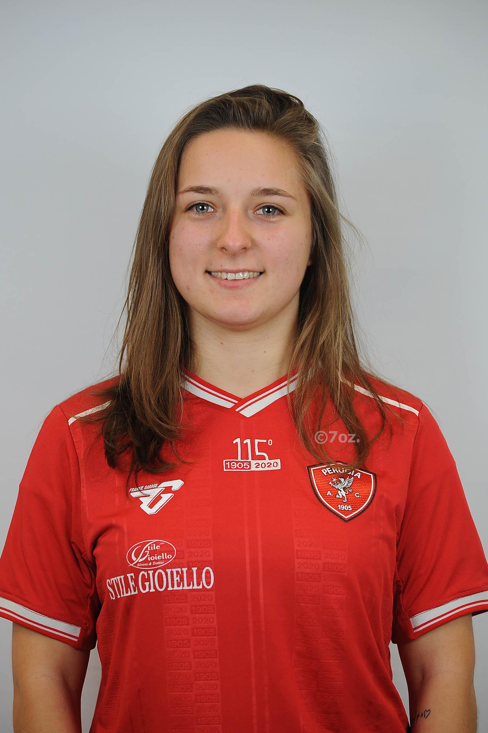 Aleksandra GwiazdowskaCentrocampista- A.C. Perugia Calcio