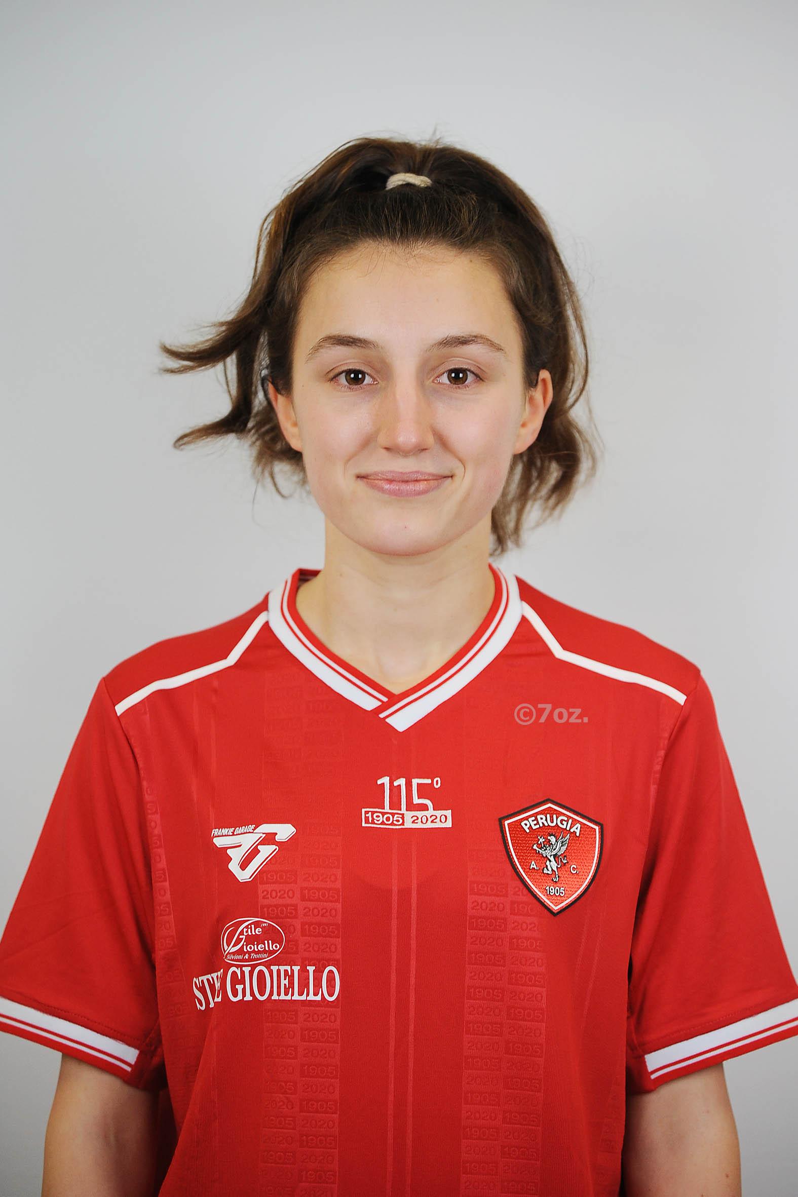 Beatrice De MonacoDifensore- A.C. Perugia Calcio