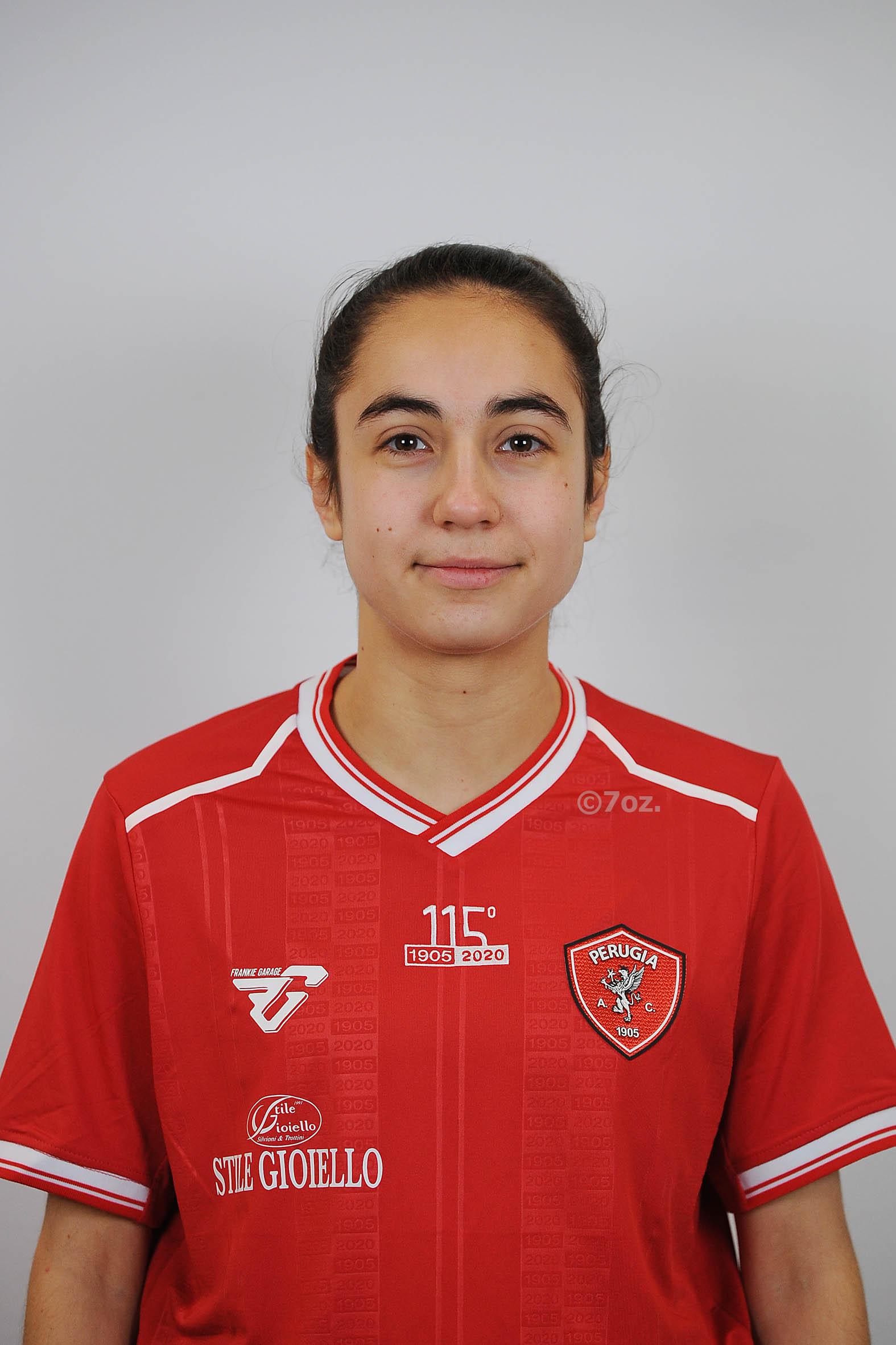 Ilenia SerlucaDifensore- A.C. Perugia Calcio