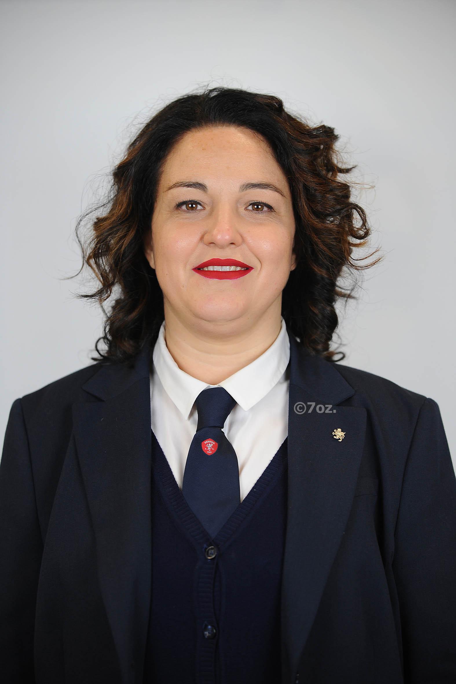Valentina Roscini- A.C. Perugia Calcio