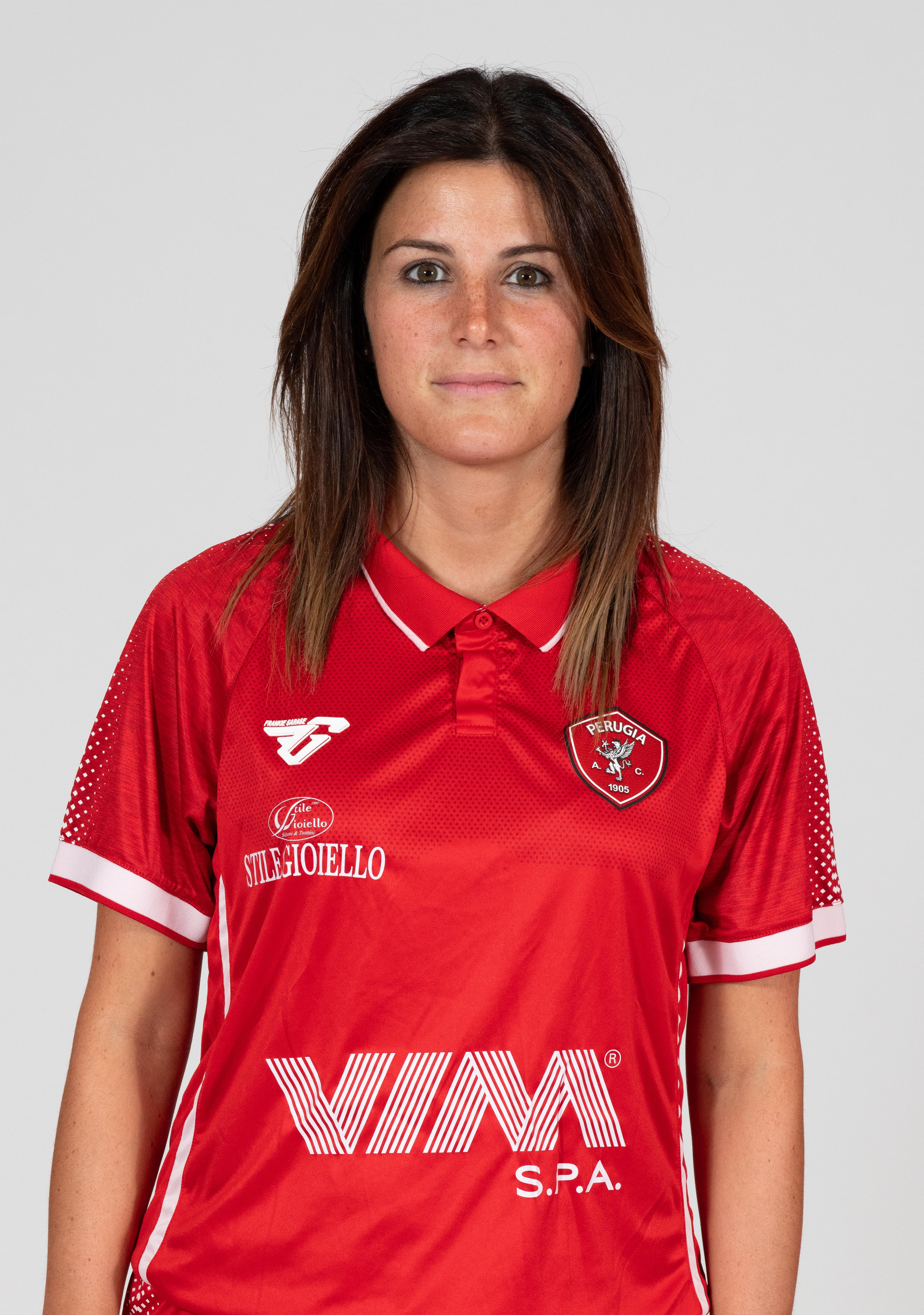 Giulia FiorucciAttaccante- A.C. Perugia Calcio
