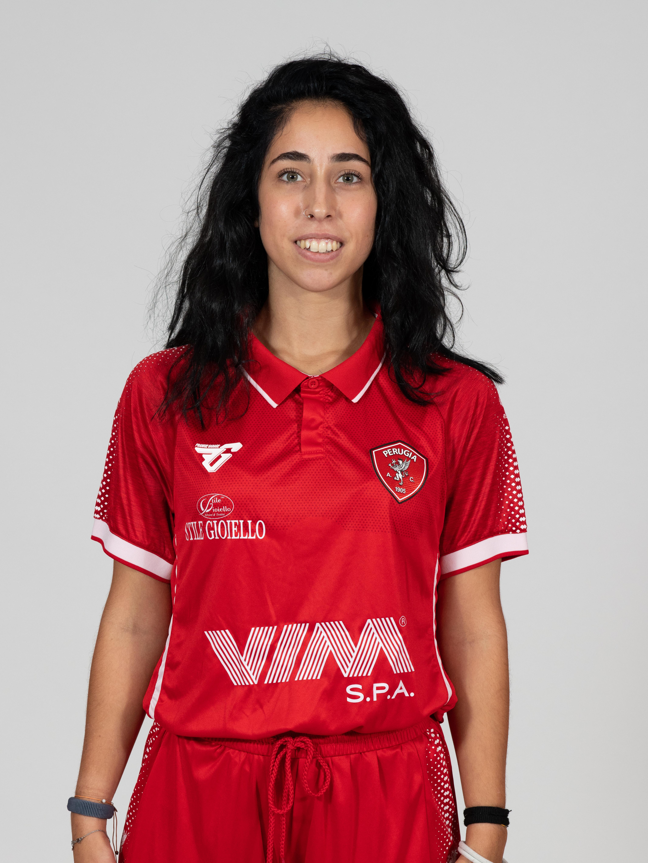 Martina RosminiDifensore- A.C. Perugia Calcio