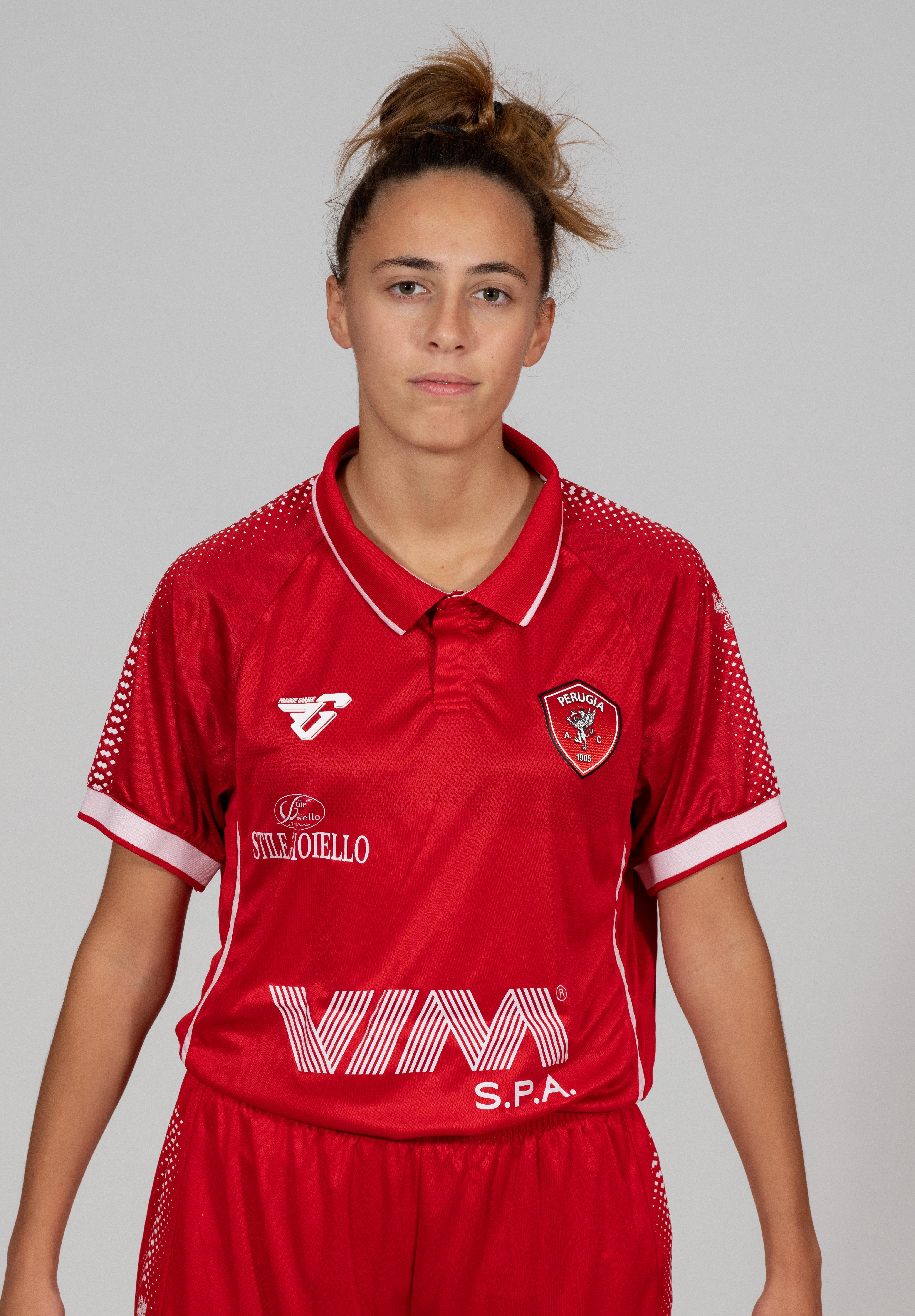 Maria Giulia TuteriCentrocampista- A.C. Perugia Calcio