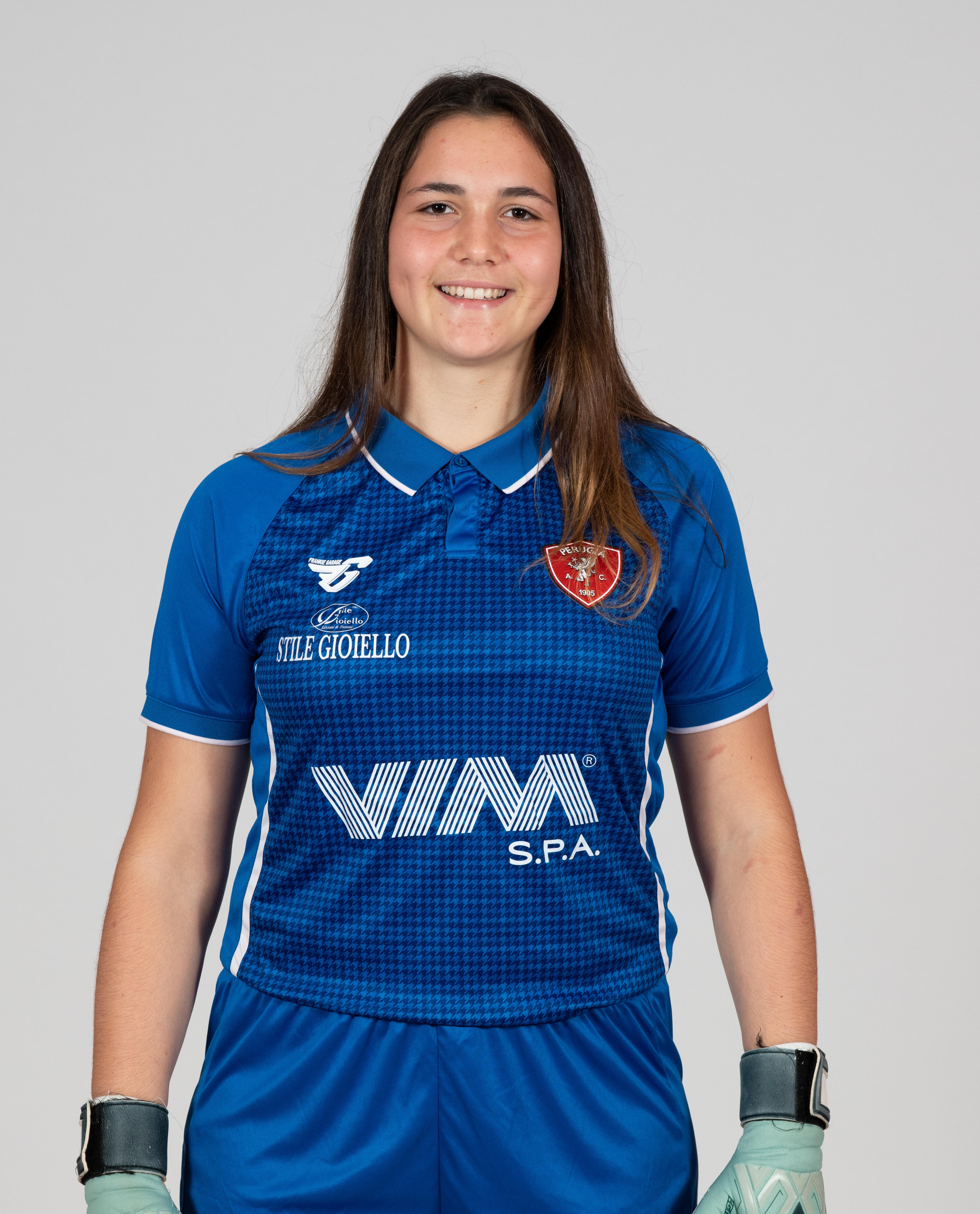 Elena UrsoPortiere- A.C. Perugia Calcio
