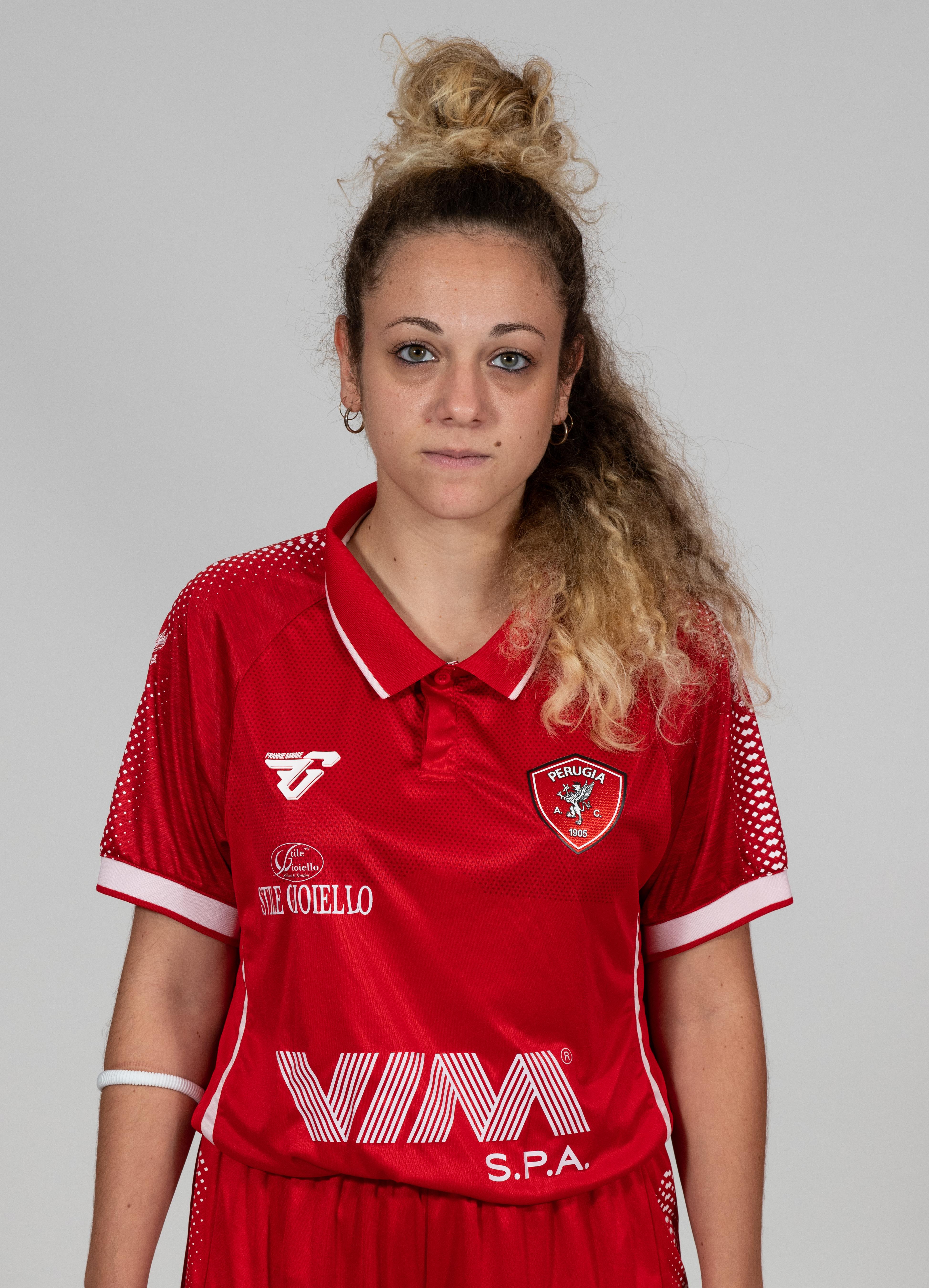 Alessandra FerrettiDifensore- A.C. Perugia Calcio