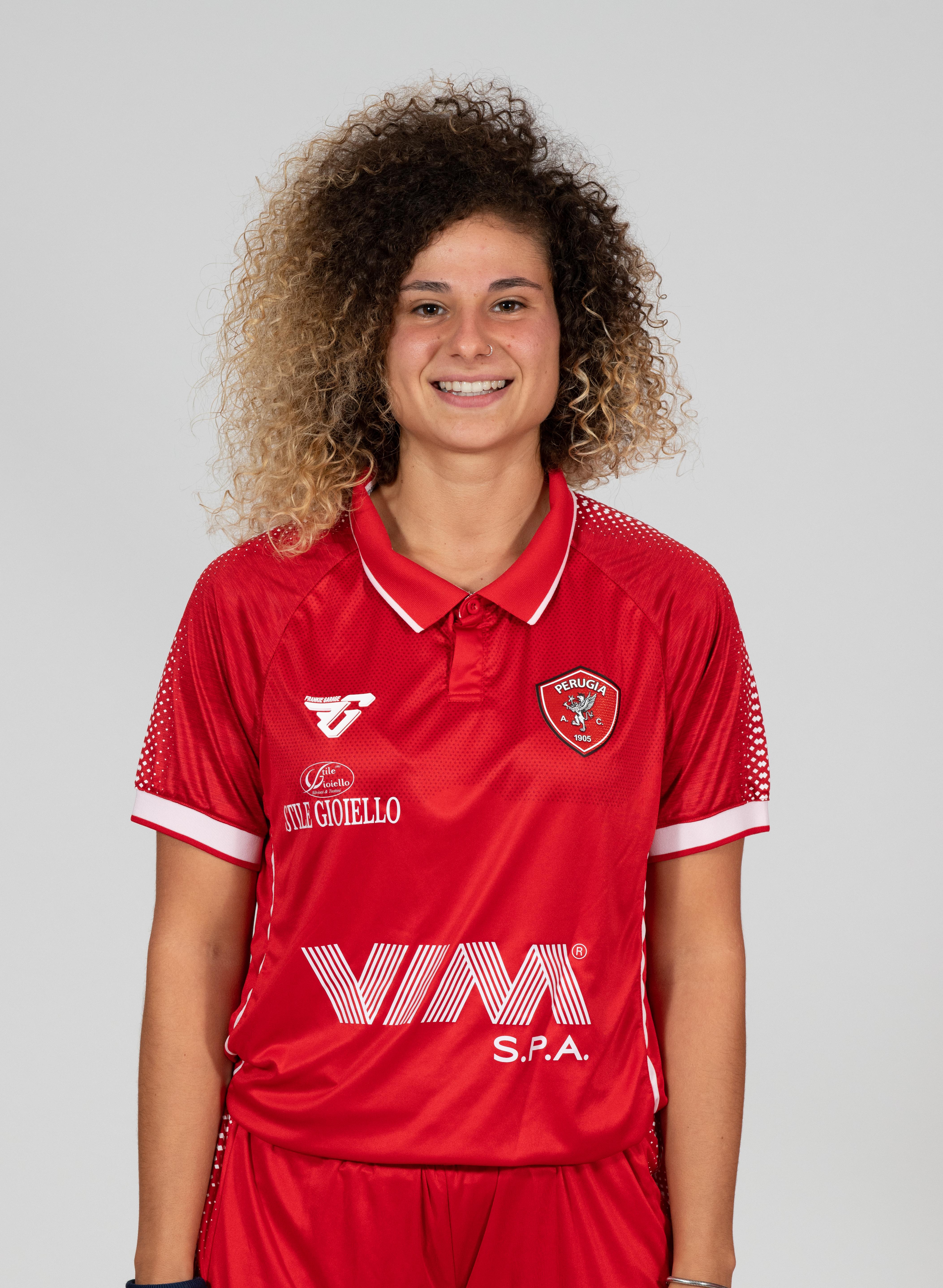 Sharon ZelliDifensore- A.C. Perugia Calcio