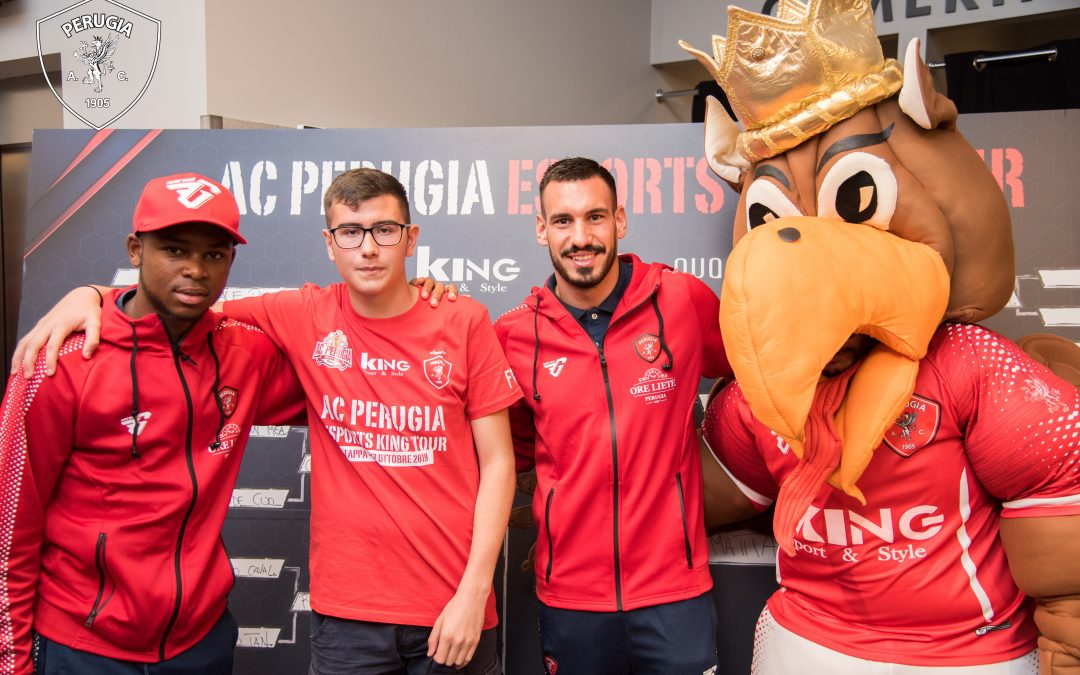 A.C. Perugia eSports King Tour: partita la seconda edizione