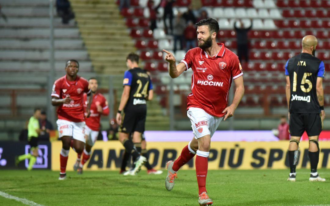 Perugia-Pisa termina 1-0