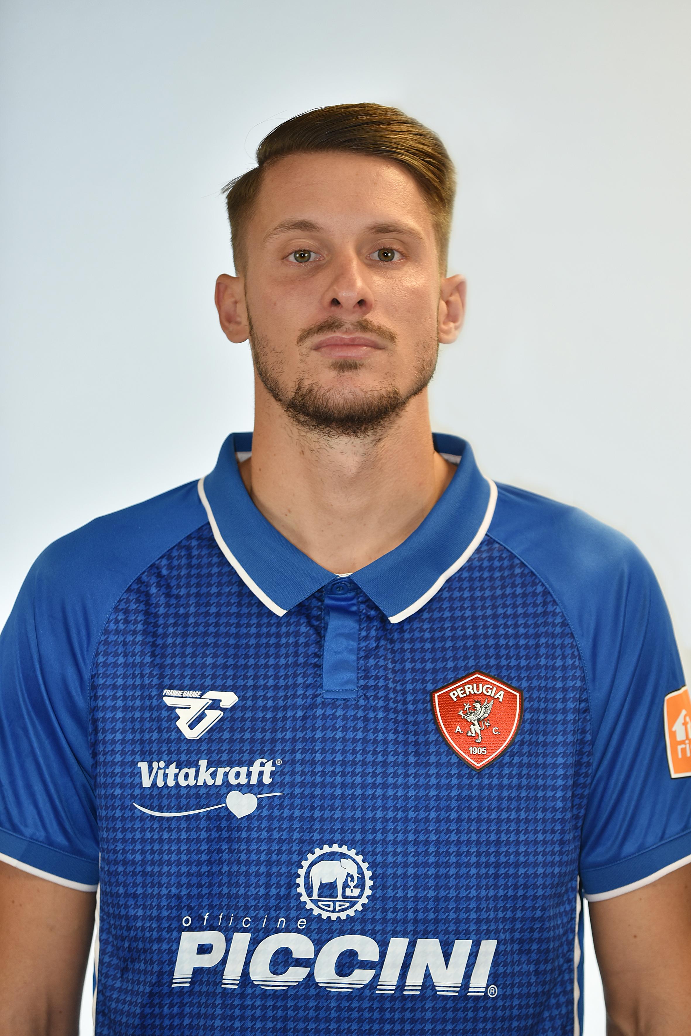 Marco AlbertoniPortiere- A.C. Perugia Calcio