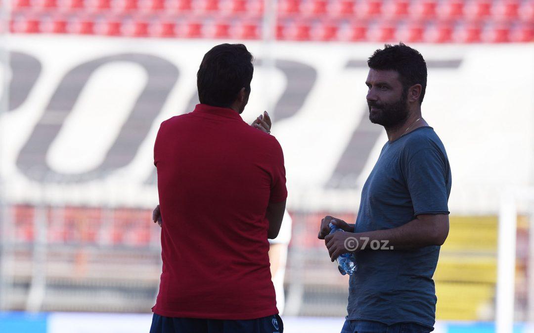 Roberto Goretti ospite a Grifo Stadium