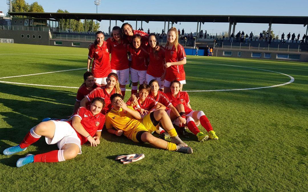 Under 17 femminile: Delfini Biancazzurri-Perugia 1-10
