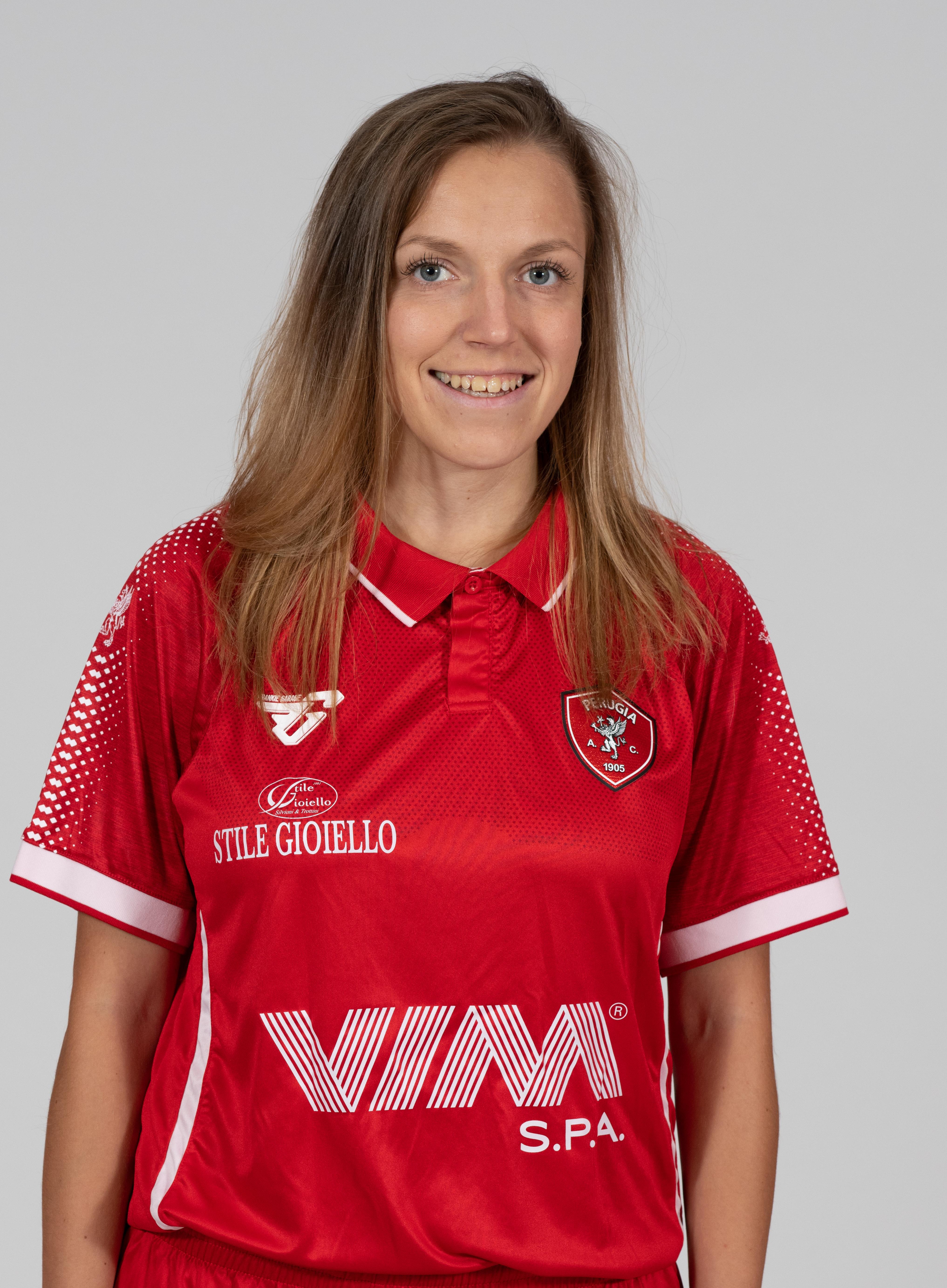 Giulia MoscatelliCentrocampista- A.C. Perugia Calcio