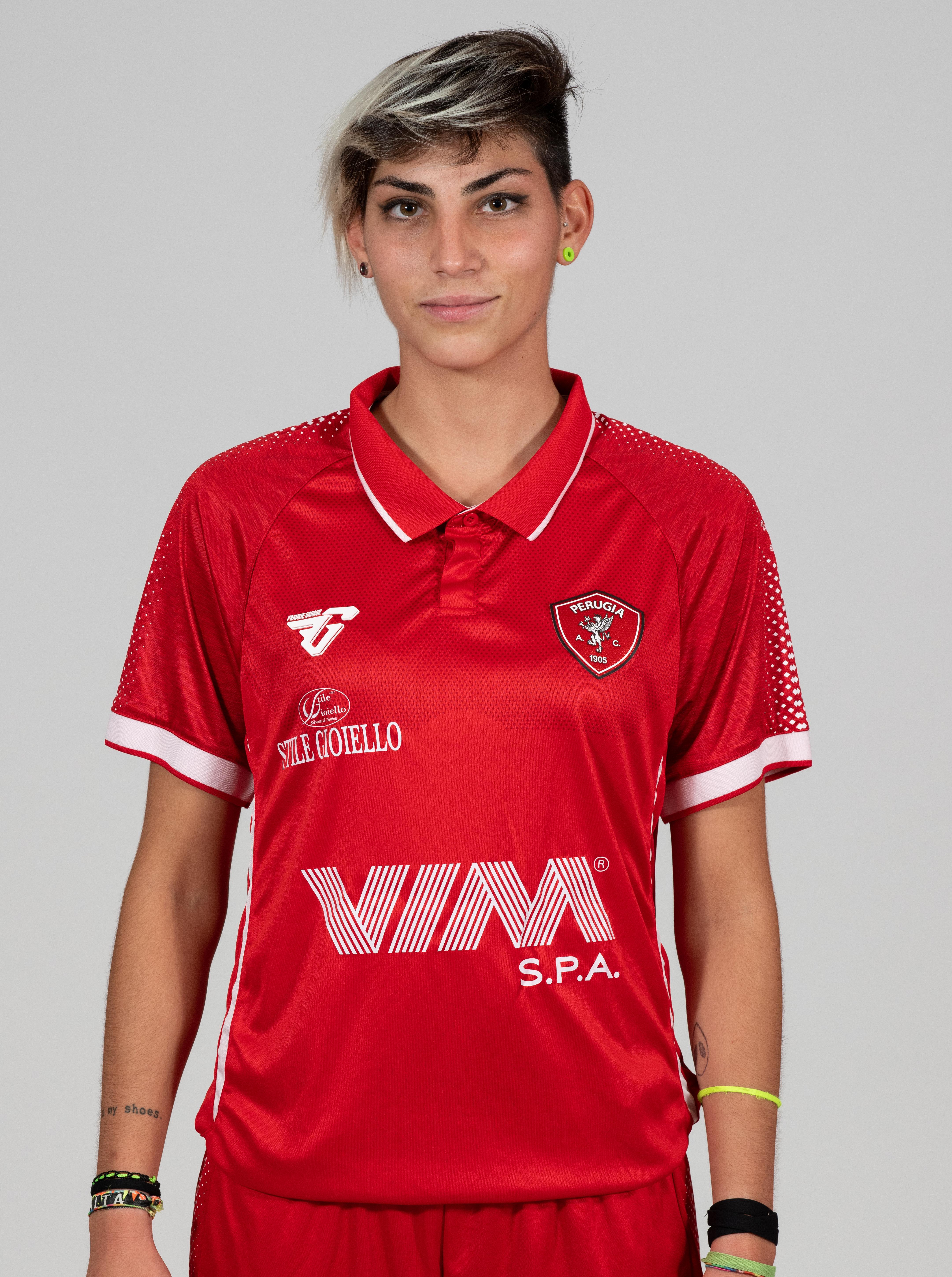 Gloria PetaseccaDifensore- A.C. Perugia Calcio